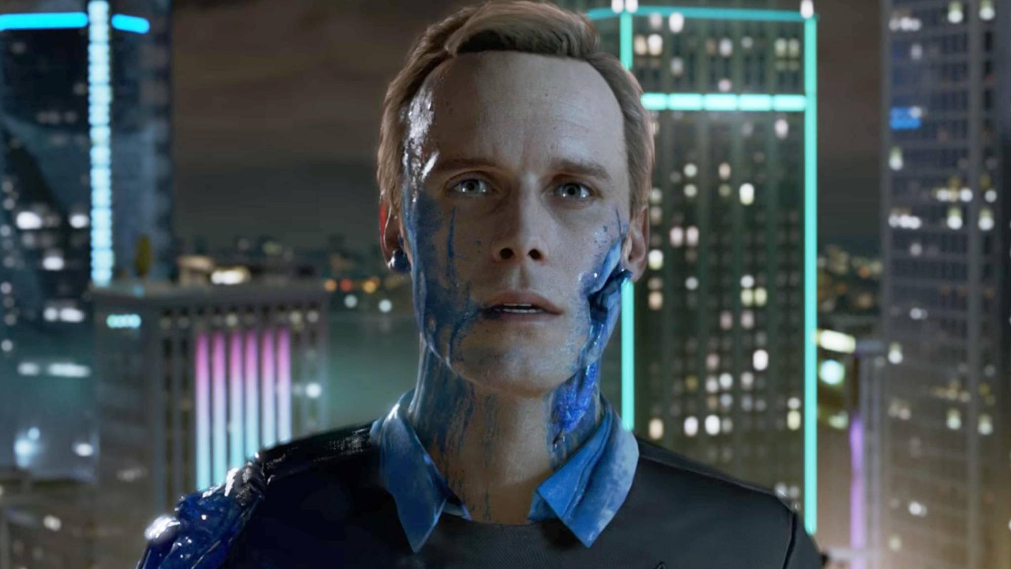 """""""Detroit: Become Human"""" ist in diesem Jahr einer von Sonys wichtigsten Titeln – und den will der Konzern nicht mit anderen Plattformen teilen."""