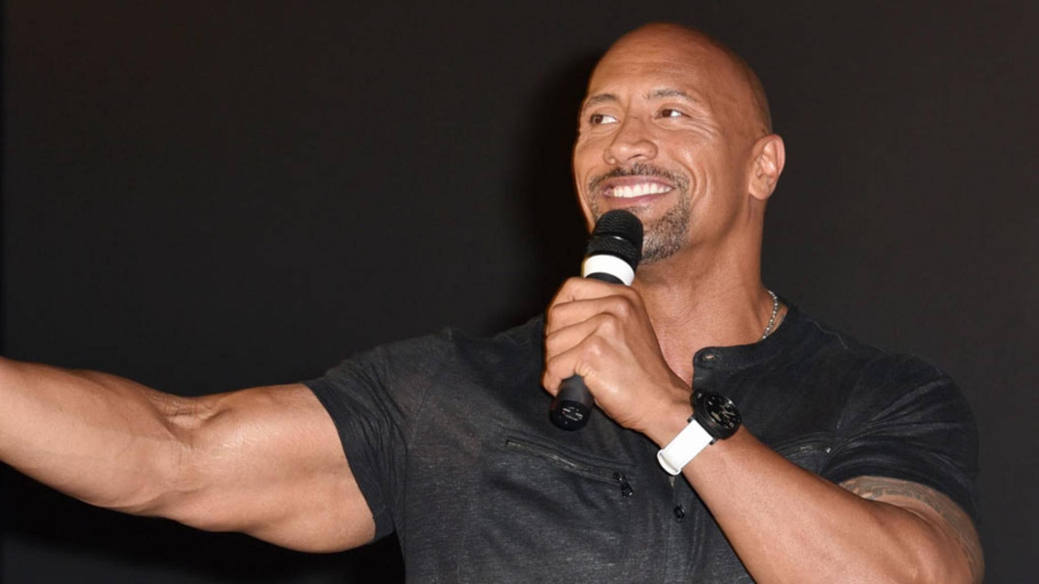Sehen wir Dwayne Johnson bald als Superschurken?