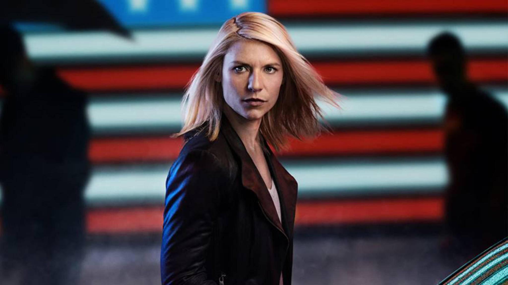 """Die finalen beiden Staffeln von """"Homeland"""" könnte Carrie außerhalb der USA verbringen."""