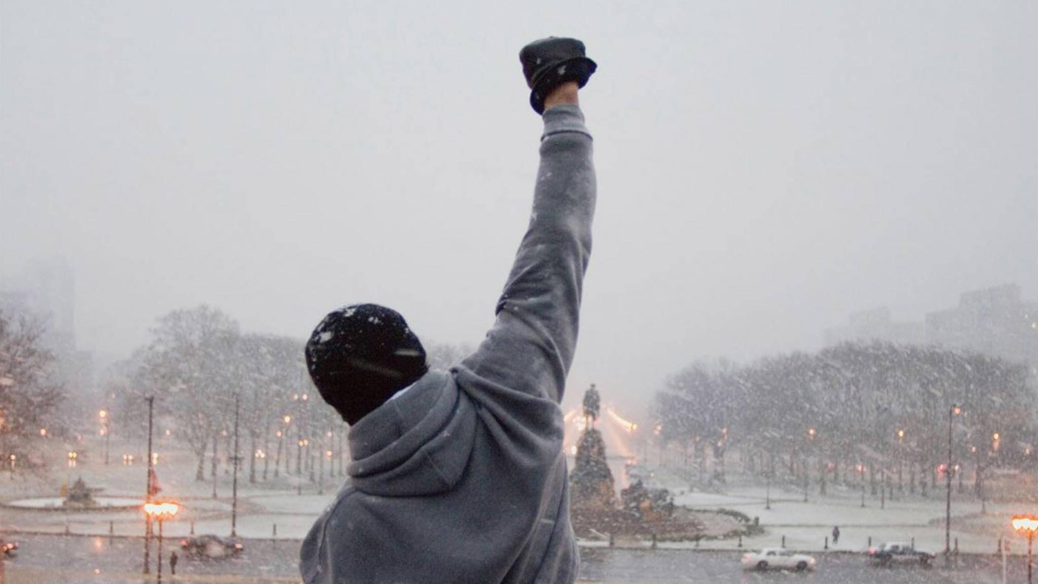 """Ausdauernd: """"Rocky"""" boxt sich schon seit rund vier Jahrzehnten durch."""