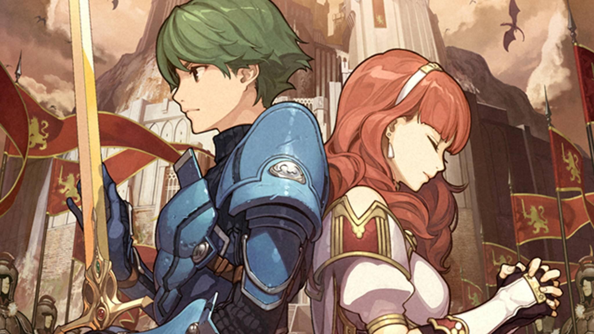 """Die legendäre """"Fire Emblem""""-Reihe kommt auf alle aktuellen Nintendo-Konsolen."""