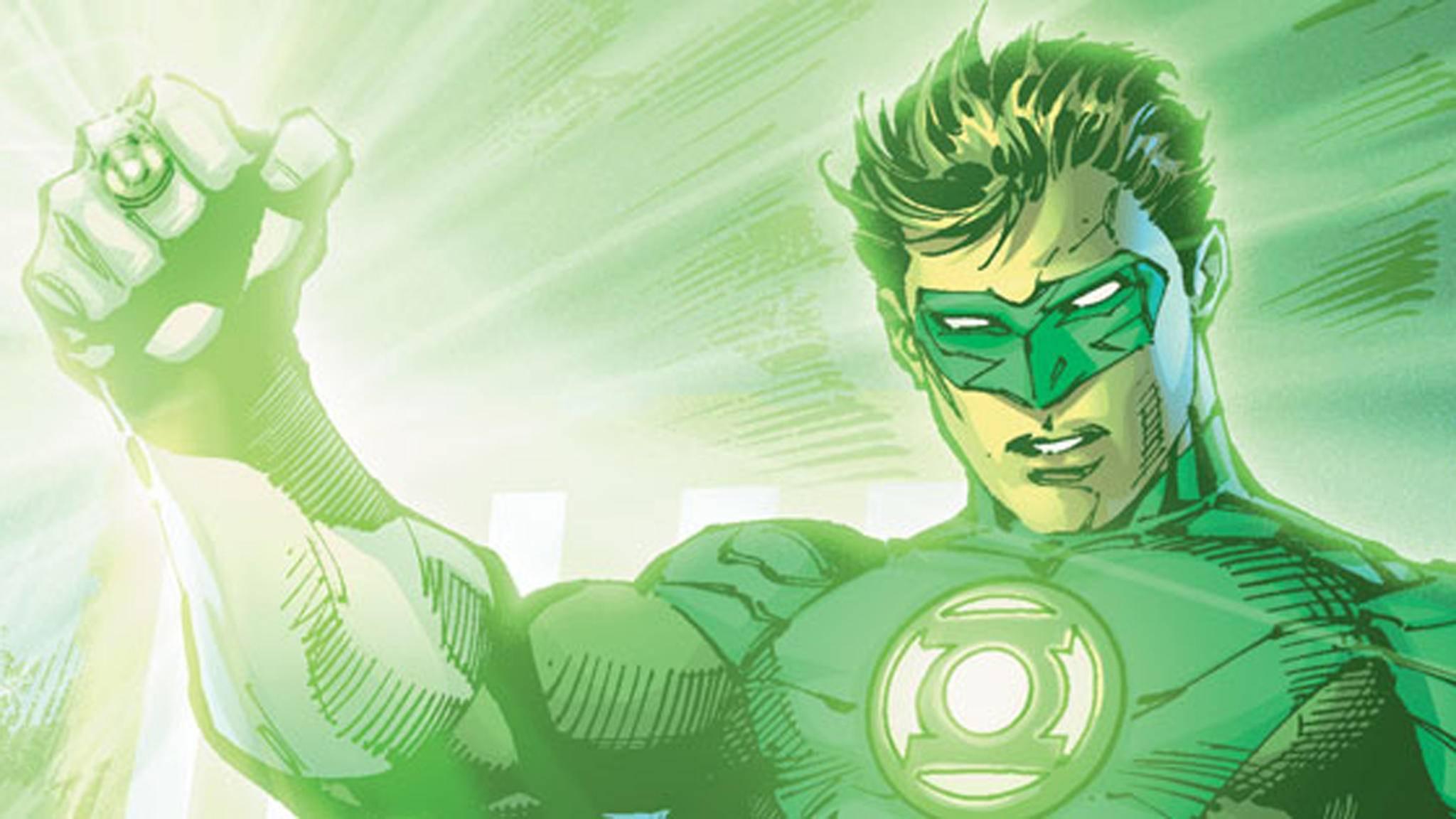 Mit Green Lantern könnte es 2020 ein Wiedersehen geben.