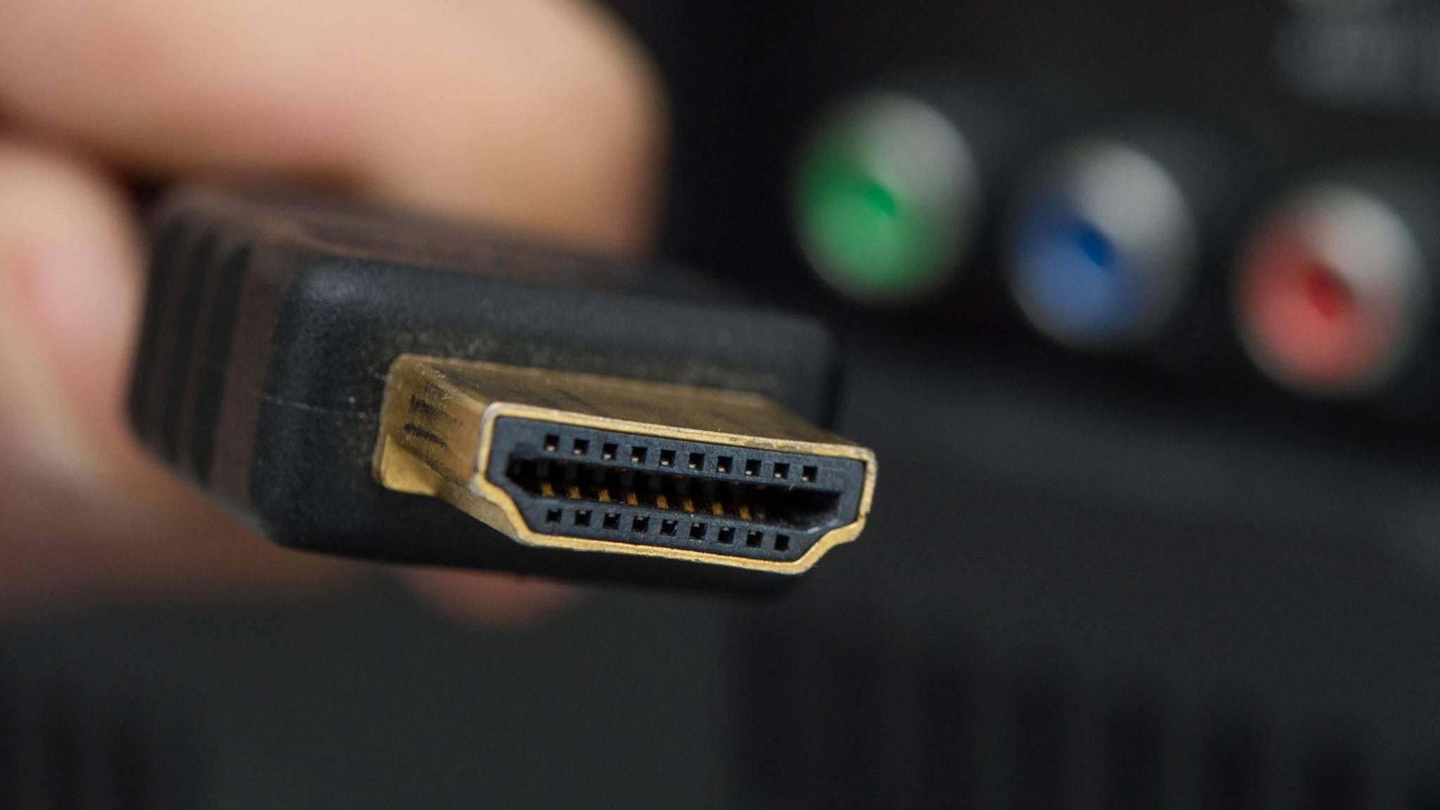 Die Spezifikationen für den neuen HDMI 2.1-Standard stehen fest.
