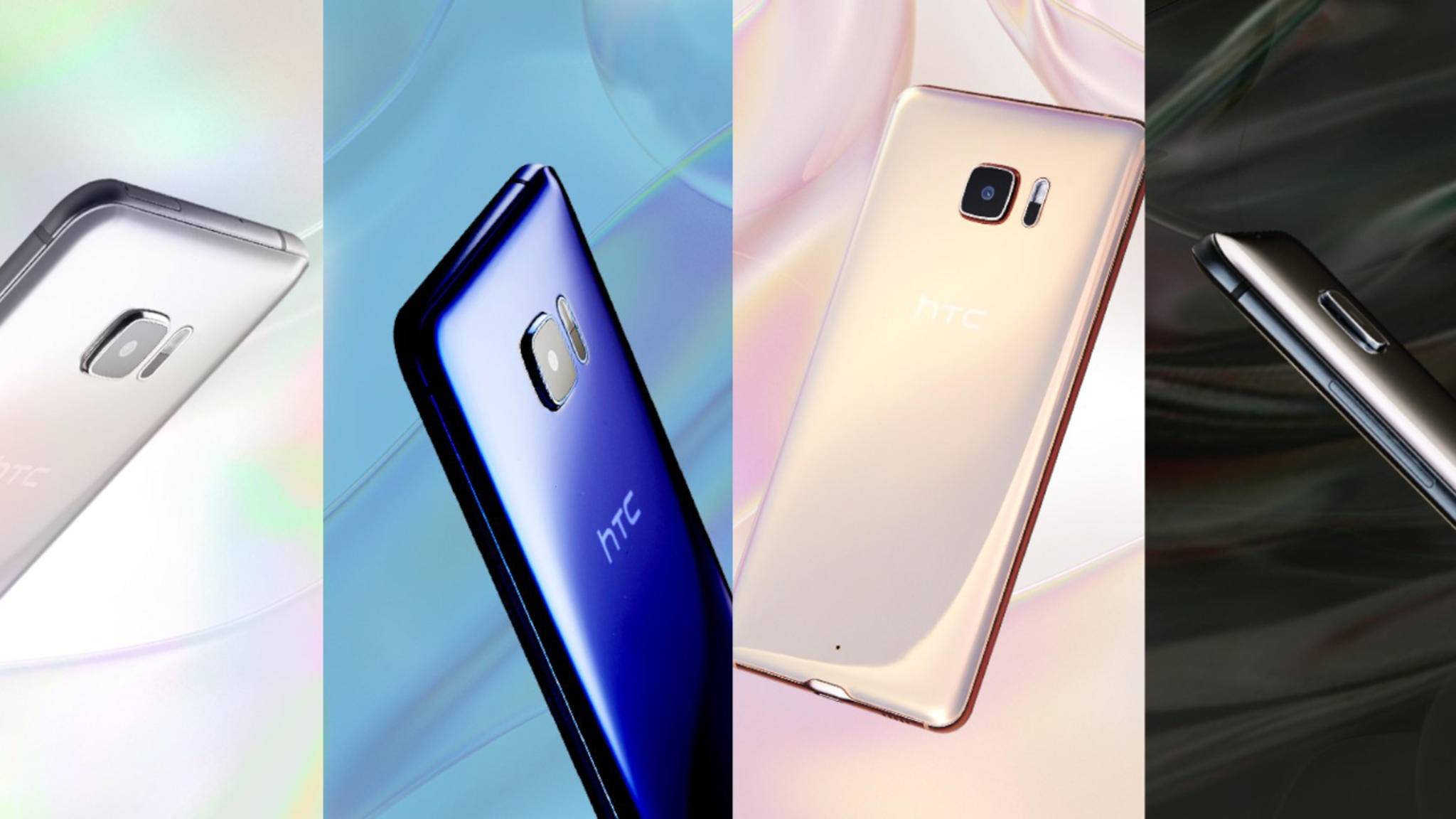 Das HTC U Ultra erscheint Mitte Februar.