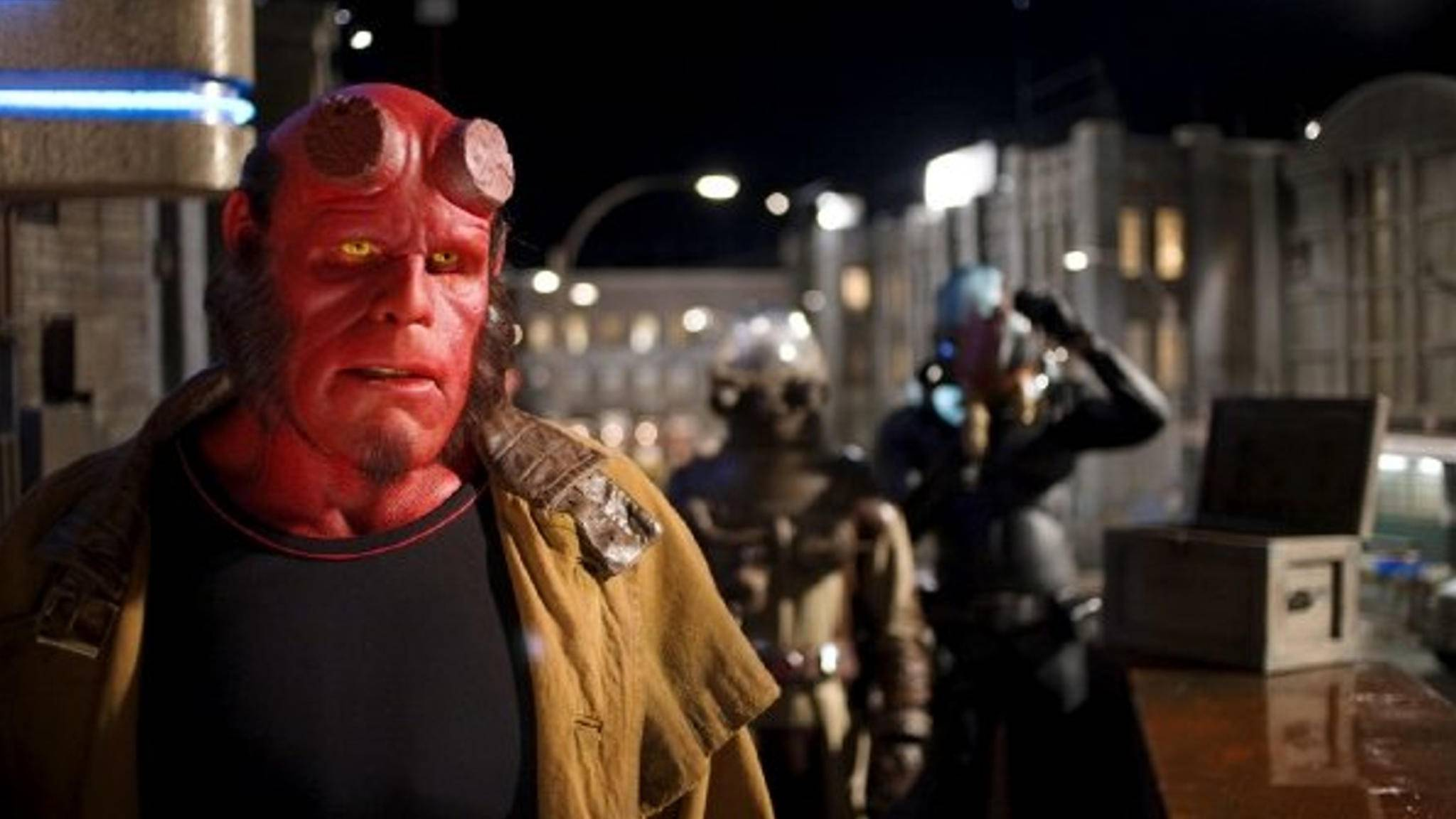 Kehrt Ron Perlman als Hellboy zurück?