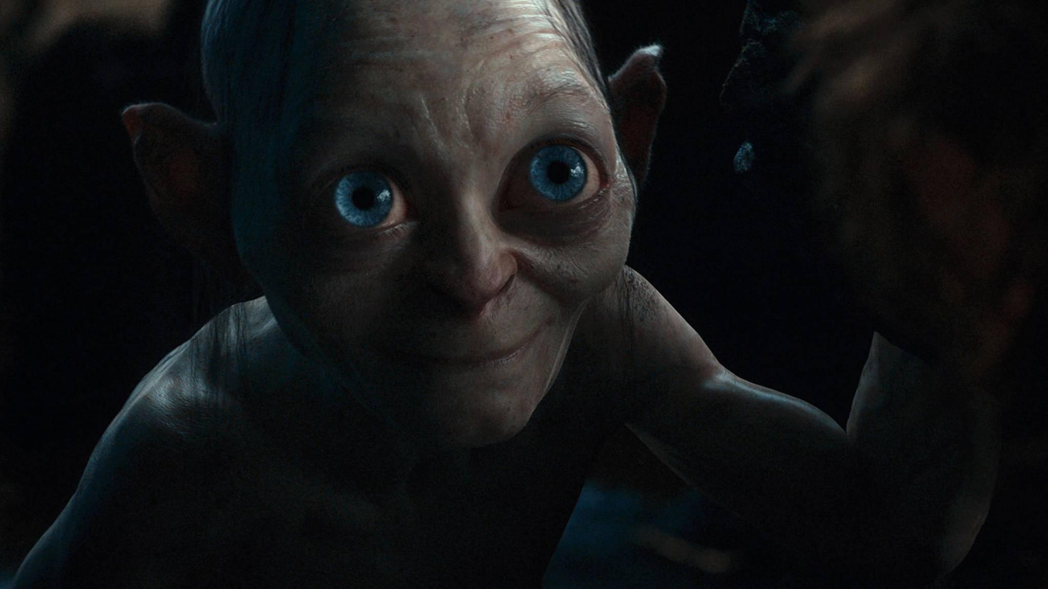 """Offenbar wird es so schnell kein Wiedersehen mit dem """"Herr der Ringe""""-Geschöpf Gollum geben."""
