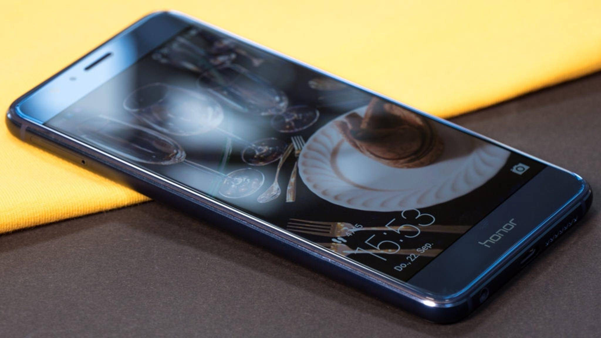 Das Honor 8 bekommt Android 7.0 Nougat.
