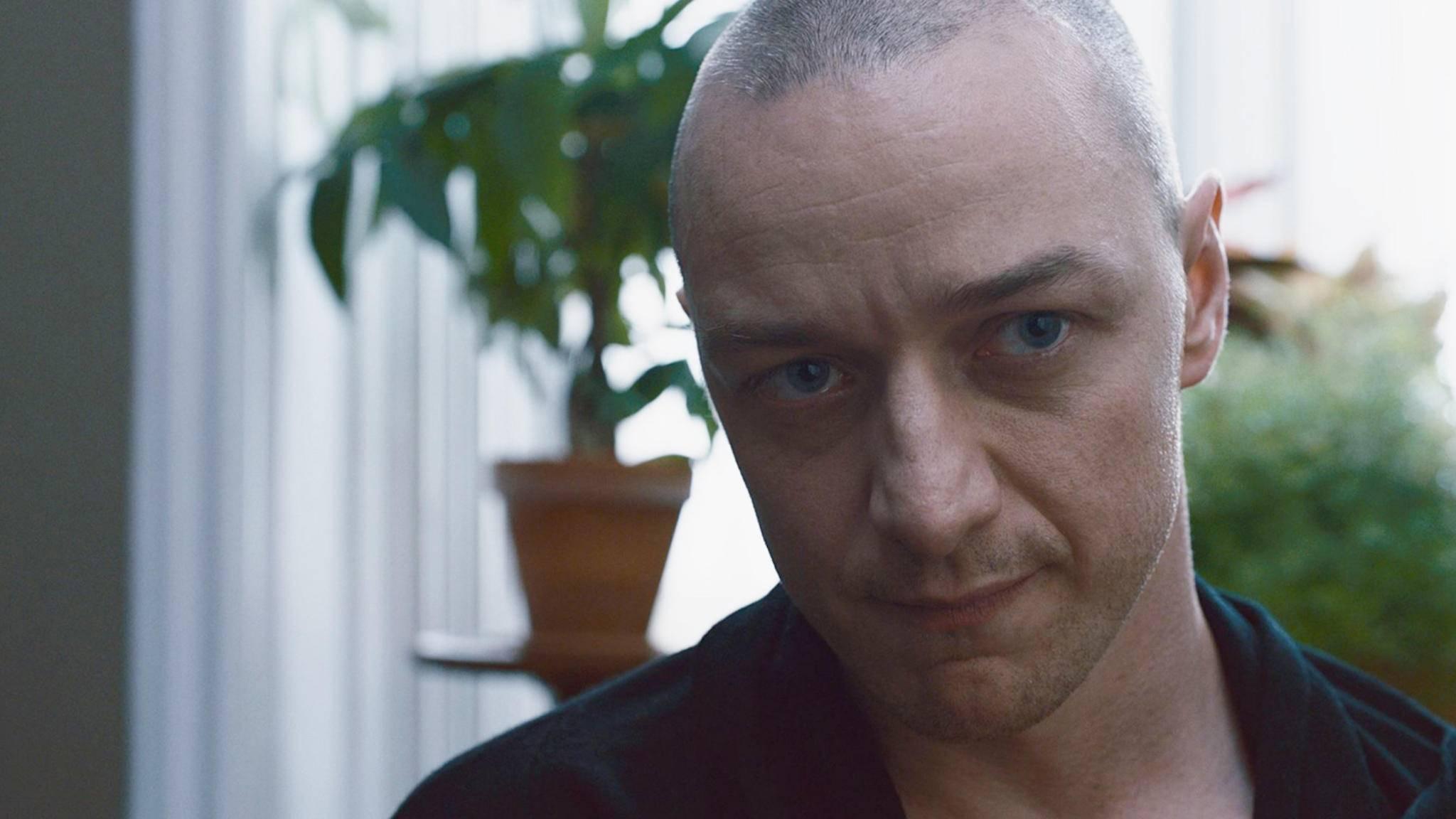 """James McAvoy in """"Split"""": Bekommen wir ihn bald wieder als Professor X zu sehen?"""