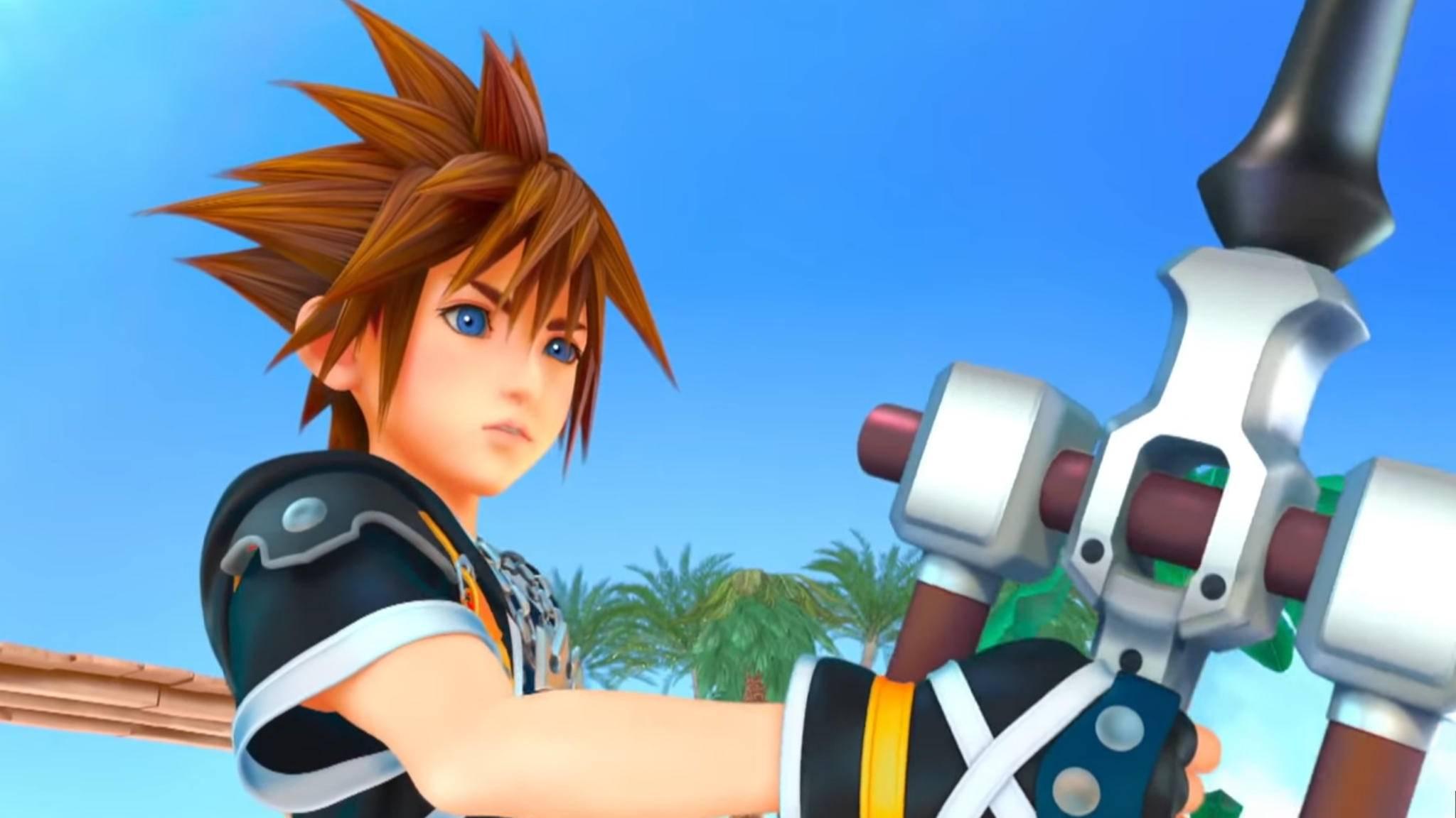 """""""Kingdom Hearts 3"""" erscheint 2018."""