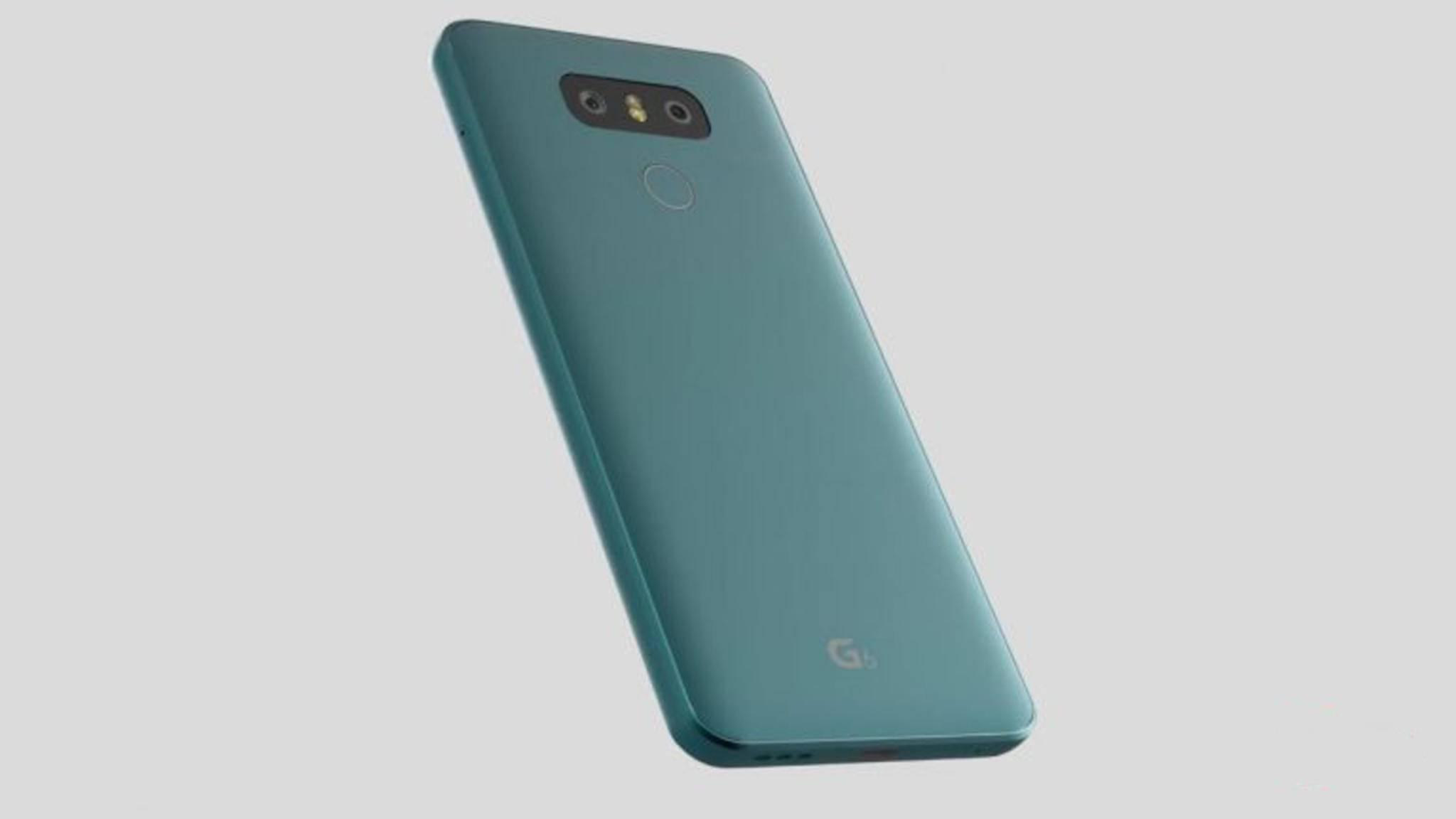 Das LG G6 soll auf dem MWC 2017 gezeigt werden.