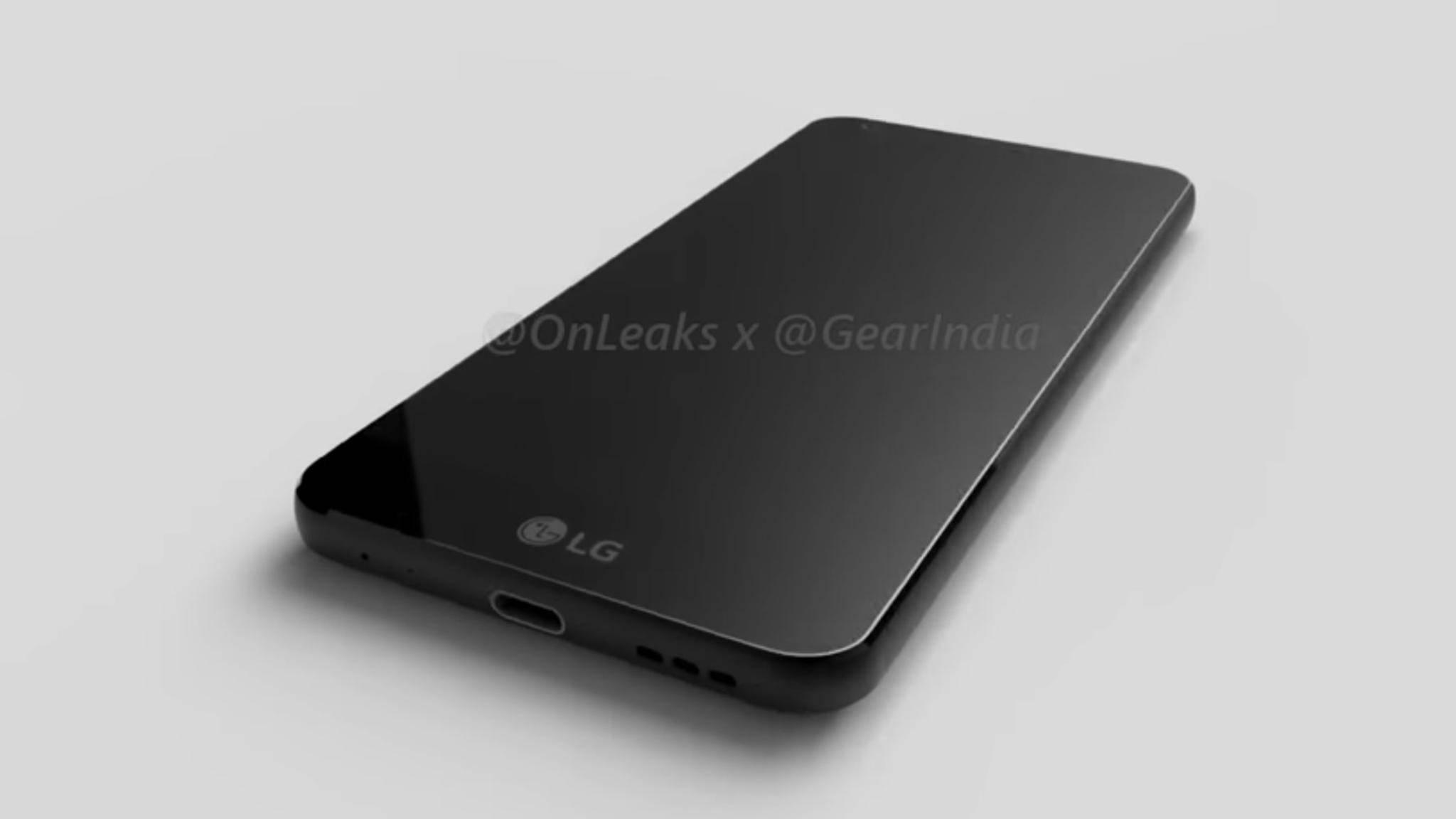 Kein modulares Design: Das LG G6 soll günstiger zu produzieren sein.