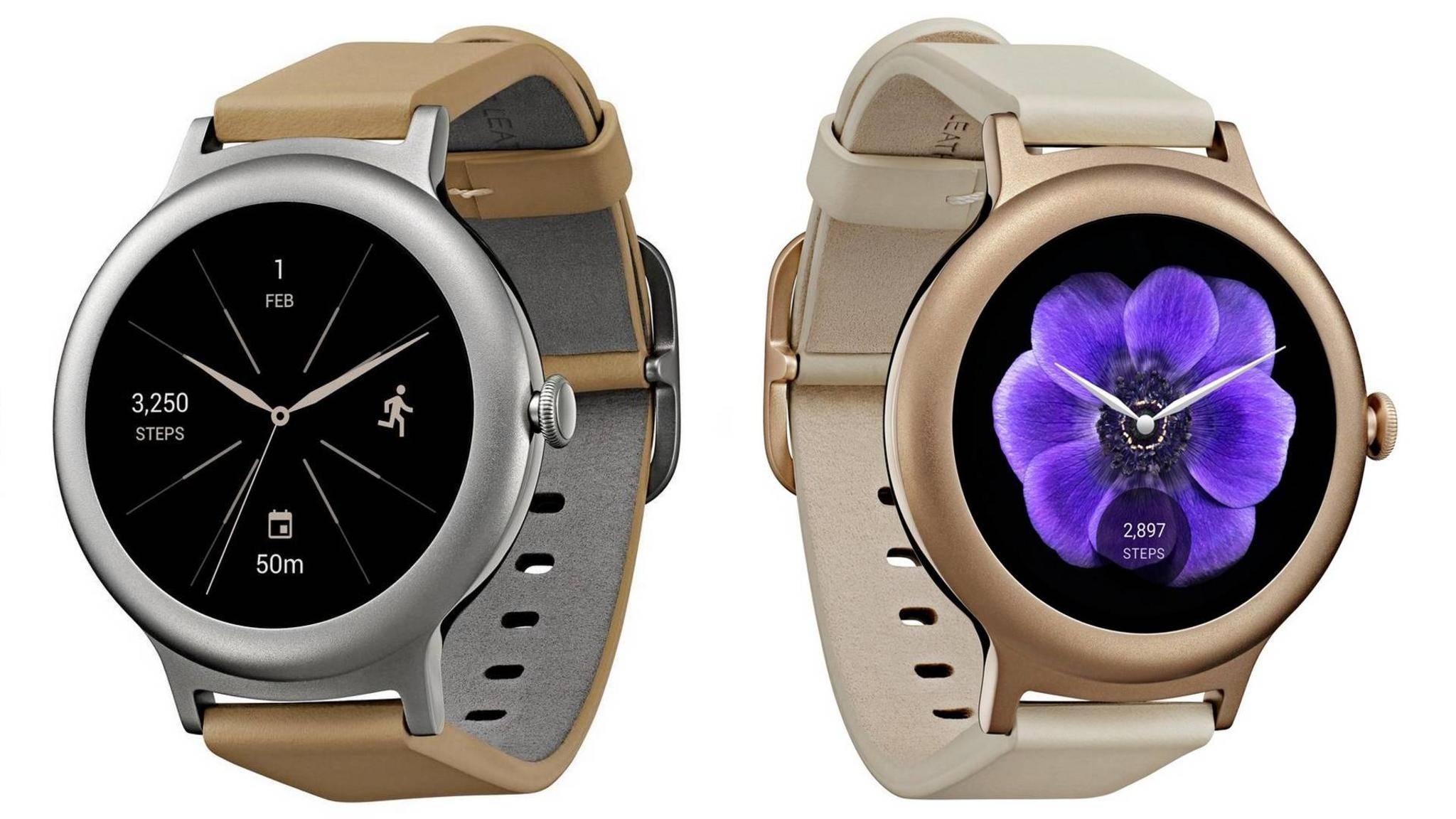 So sieht angeblich die neue LG Watch Style aus.