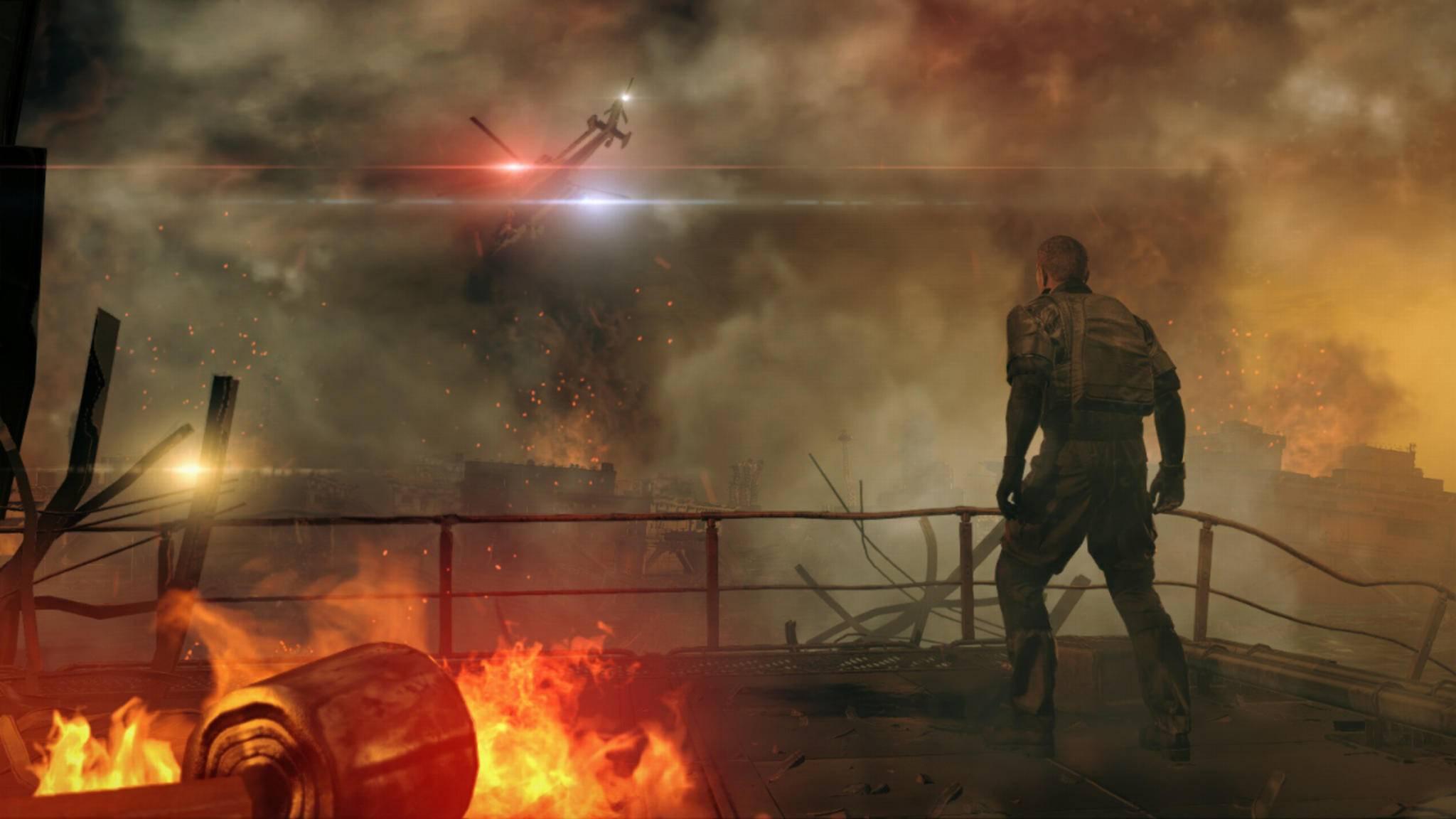 """""""Metal Gear Survive"""" ist der erste Teil der Serie ohne Beteiligung von Hideo Kojima."""