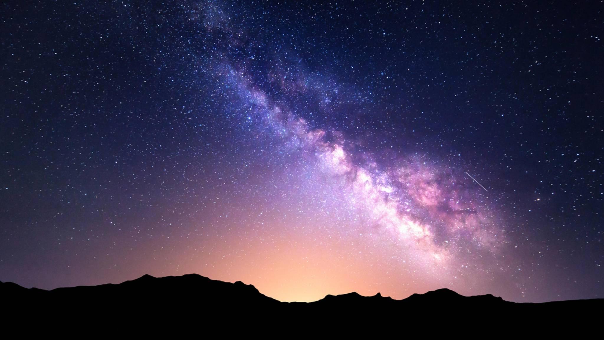 Den Zauber der Milchstraße auf ein Foto zu bannen, ist gar nicht so einfach. Hier findest Du wertvolle Tipps!