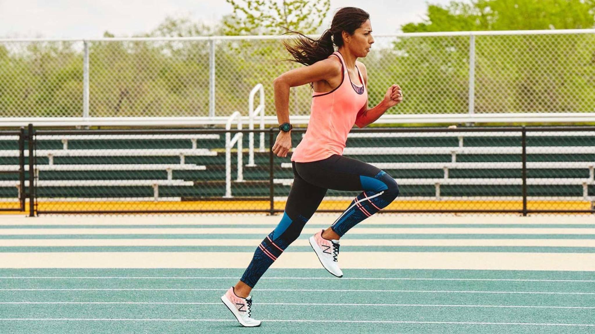Die New Balance RunIQ wurde gemeinsam mit Läufern für Läufer entwickelt.