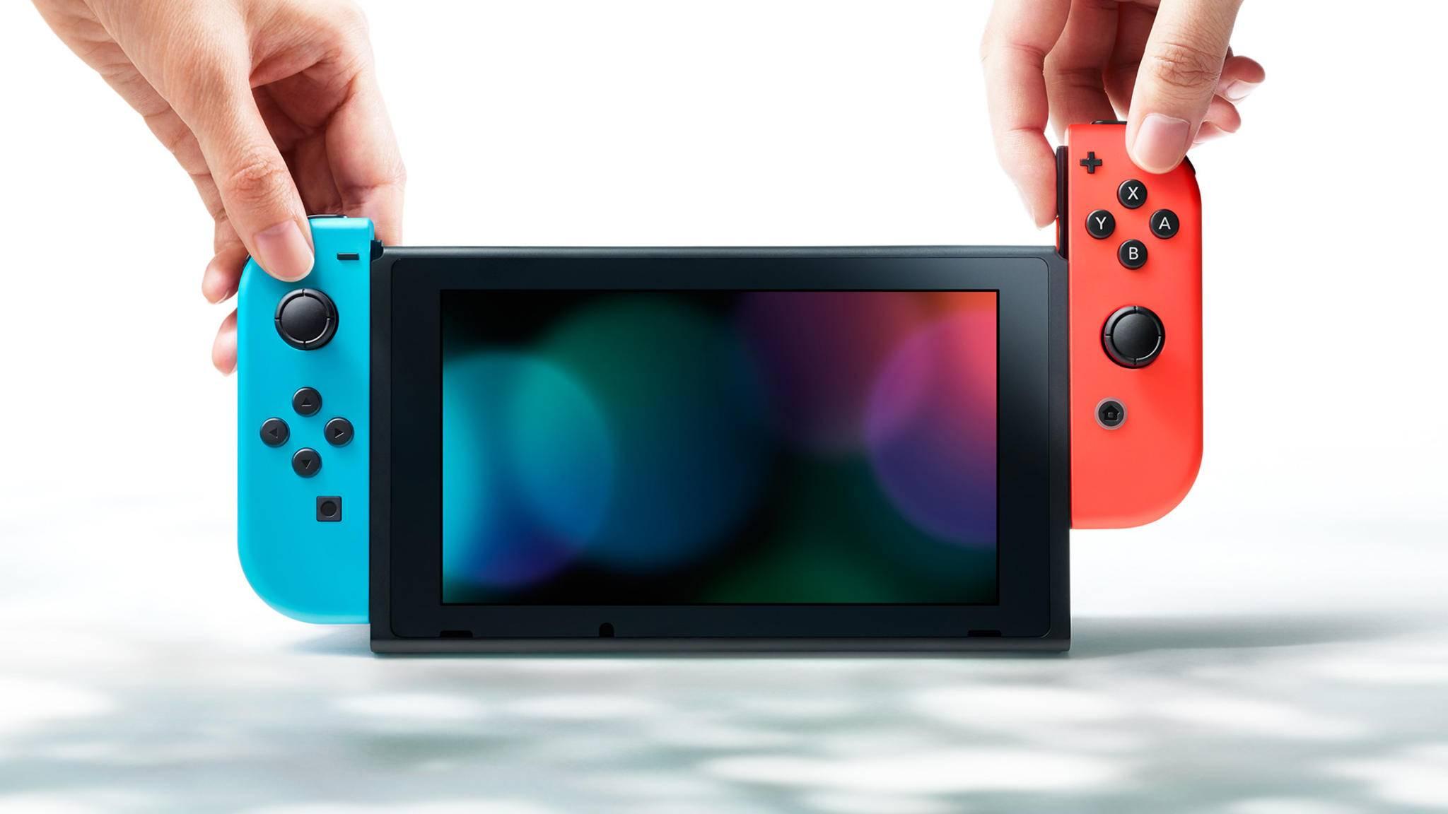 Eine Erfolgsgeschichte: Die Nintendo Switch ackert sich in Japan an die Spitze der Konsolen-Verkaufscharts.