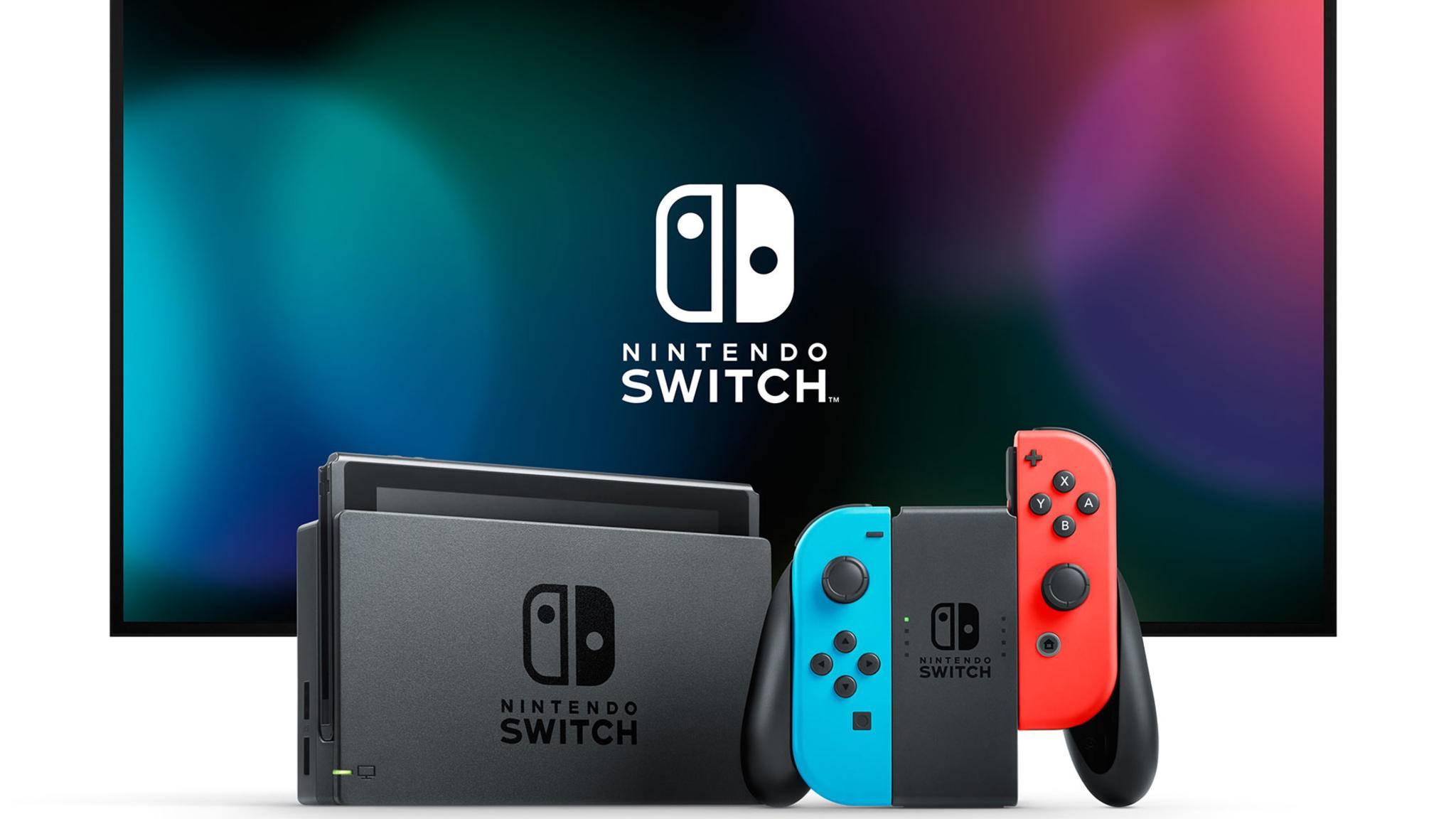Unzerstörbar? Die Nintendo Switch schneidet in Härtetests besser ab als gedacht.