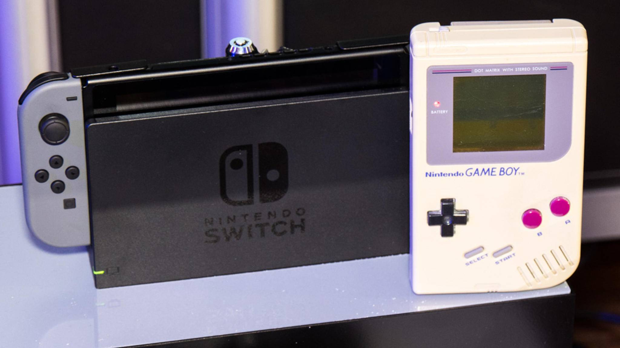 Alles andere als perfekt: Die Nintendo Switch.