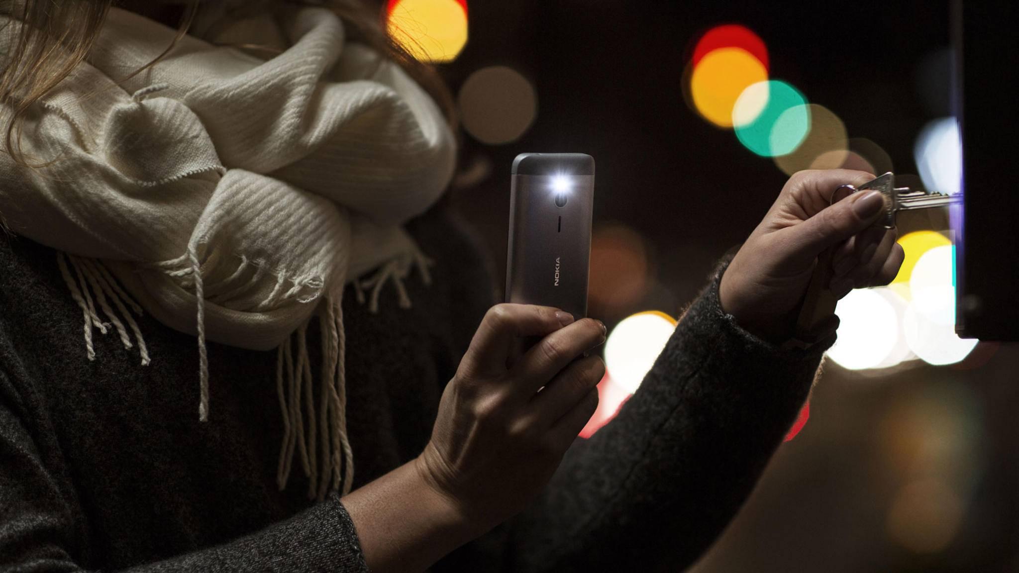 Nokia zeigt auf dem MWC 2017 neue Smartphones.