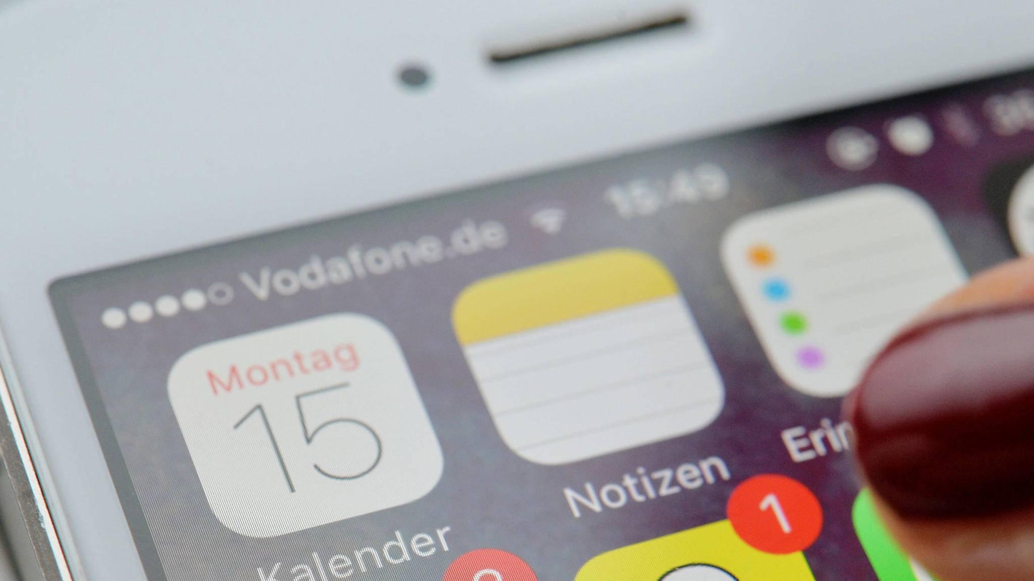 iphone notizen synchronisieren nicht mehr