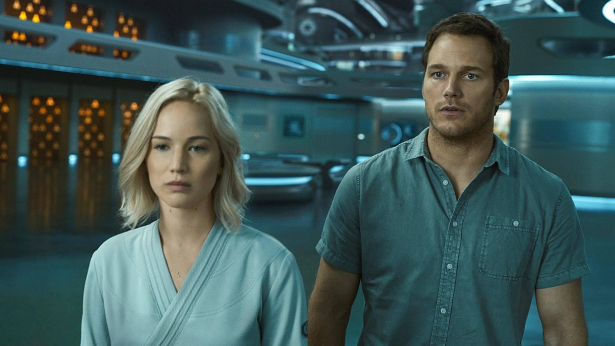 """Im Nachhinein betrachtet, ist Jennifer Lawrence mit """"Passengers"""" nicht sonderlich zufrieden."""