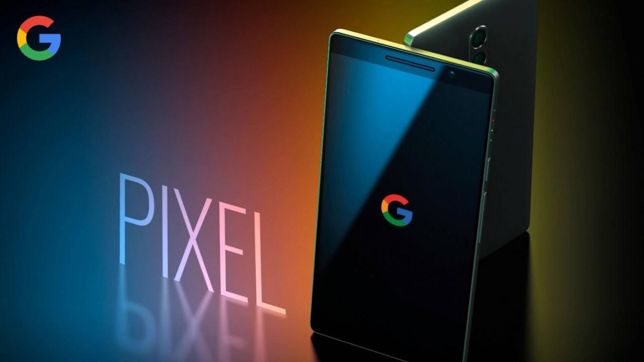 Kann das Pixel 2 Bokeh-Fotos?