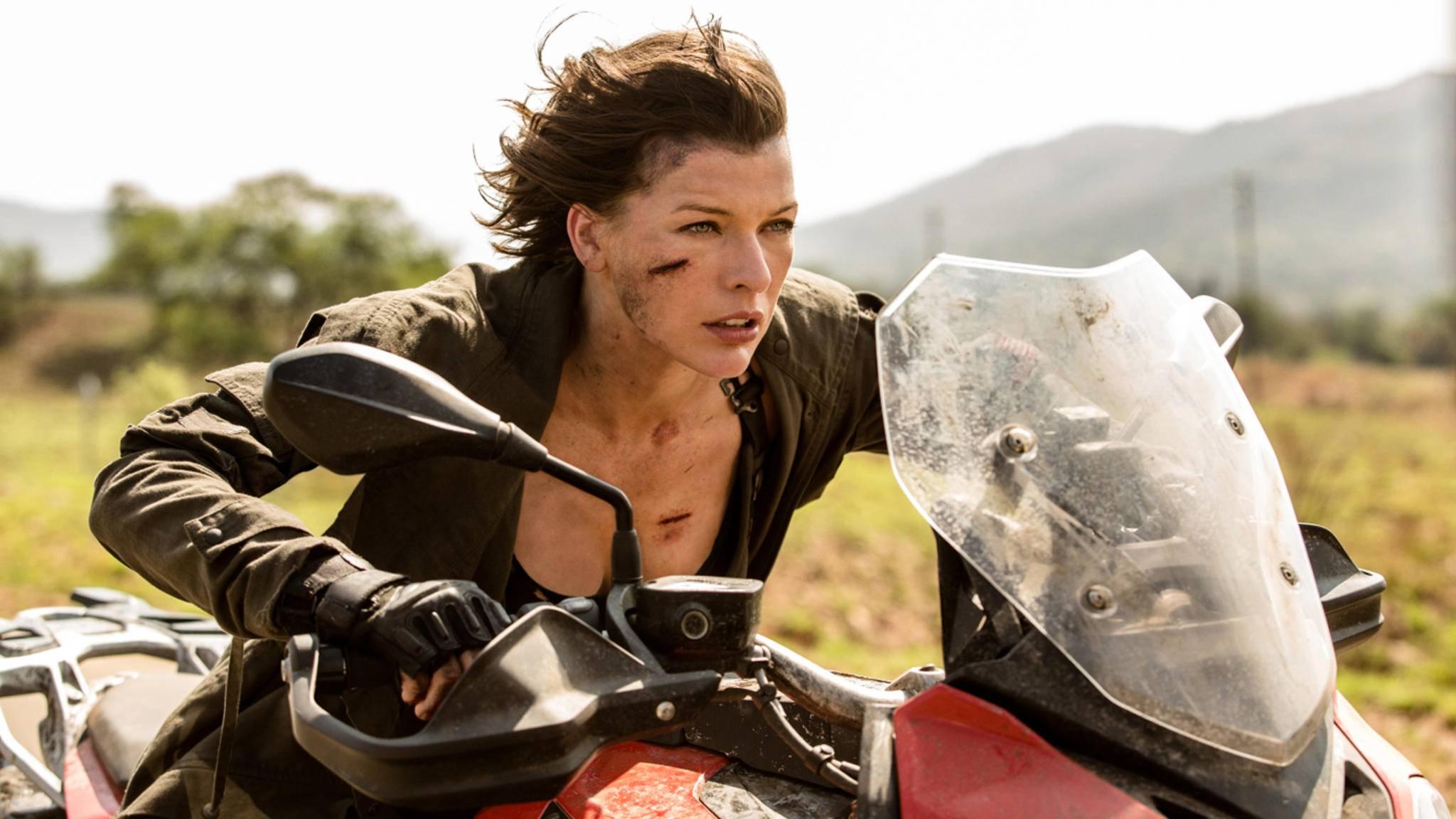 """Hinterm Horizont geht's weiter: Nach dem Ende im Kino könnte """"Resident Evil"""" als Serie wiederauferstehen."""