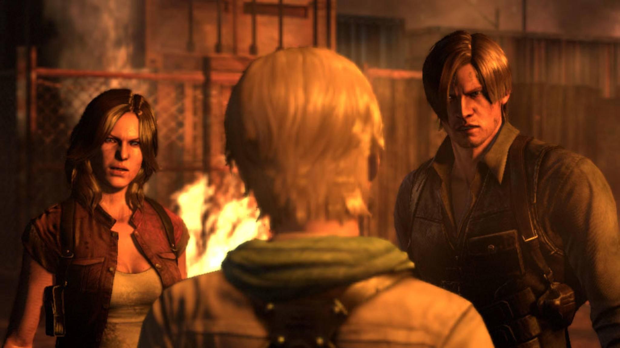"""Wer sind die besten Figuren der """"Resident Evil""""-Reihe?"""