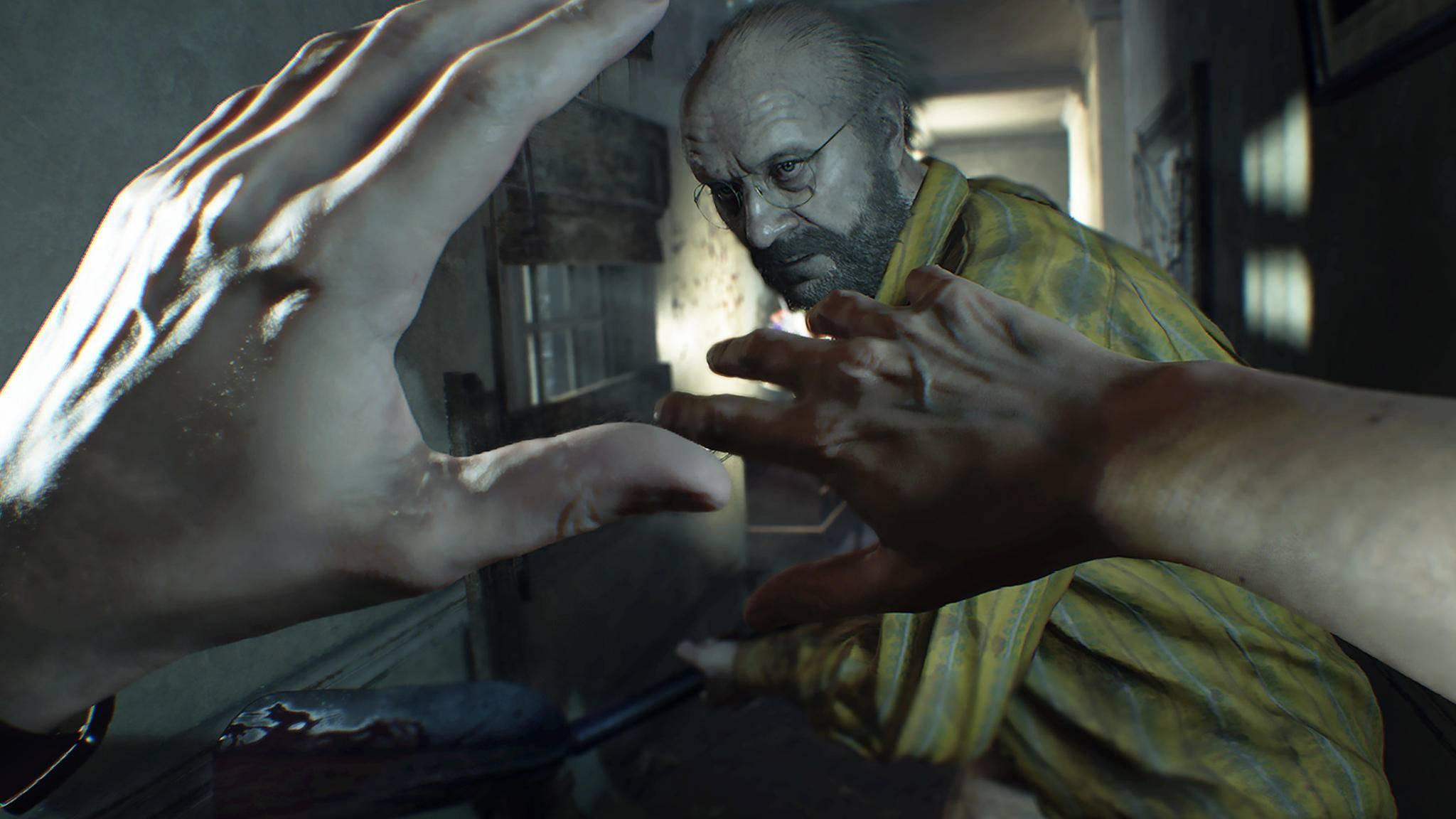 """""""Resident Evil 7: Biohazard"""" erhält ein Grafikupgrade für die Xbox One X."""