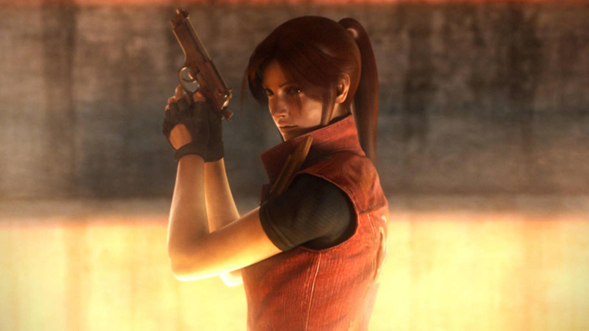 """In """"Resident Evil Code: Veronica X"""" übernimmst Du die Rolle von Claire Redfield und ihrem Bruder Chris."""
