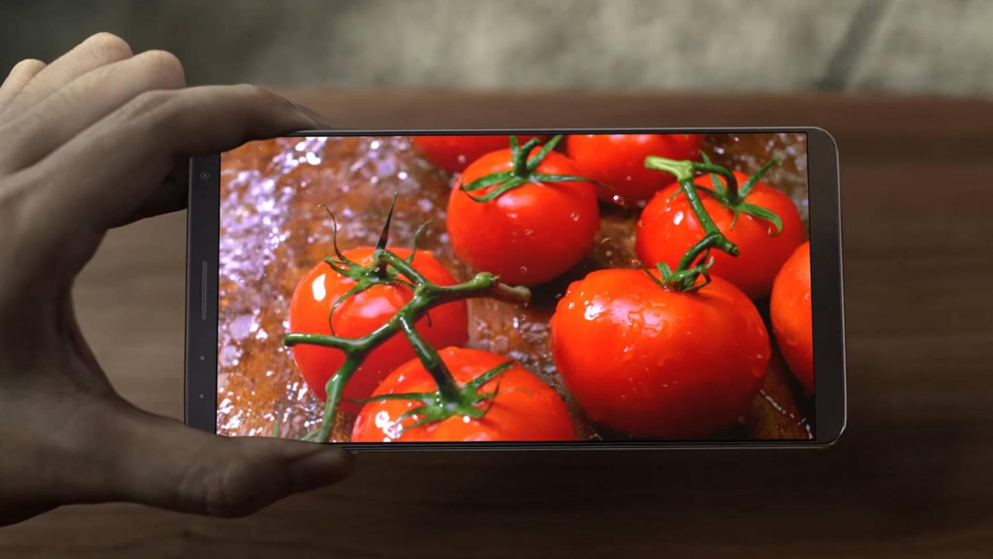 Soll auf dem MWC 2017 keinen großen Auftritt haben: Das Galaxy S8.