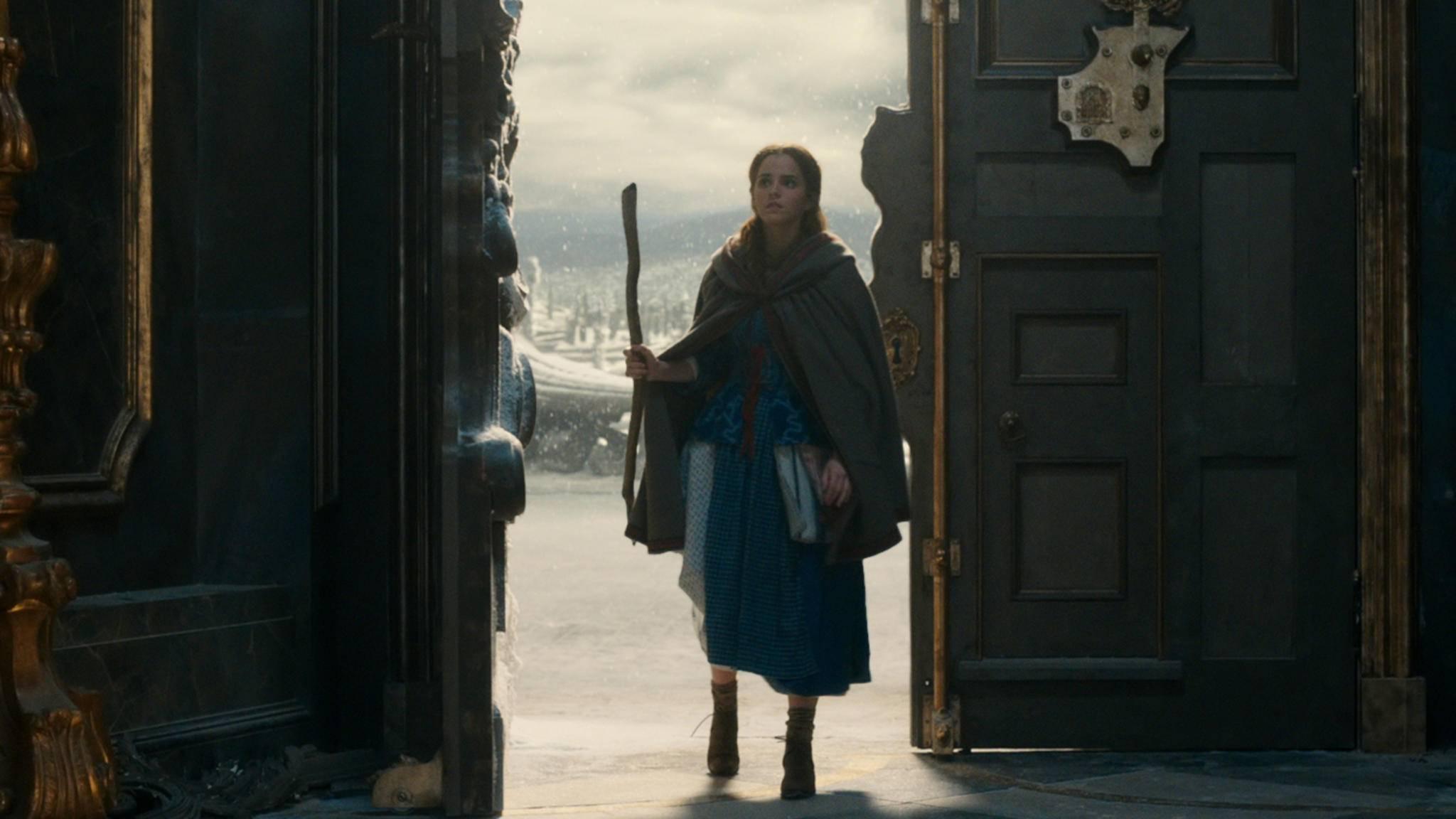 """Auch im neuesten """"Die Schöne und das Biest""""-Trailer. singt Emma Watson wieder."""
