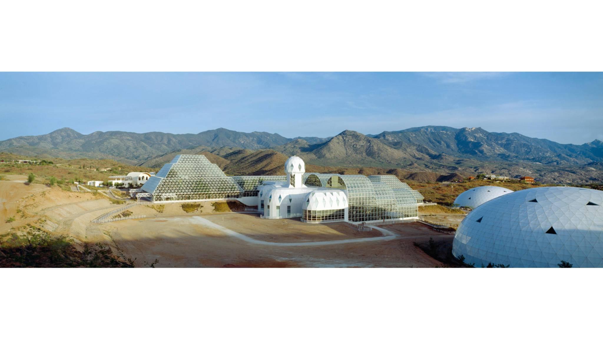 Millionengrab: Milliardär Edward Bass finanzierte das Projekt mit 200 Millionen US-Dollar.