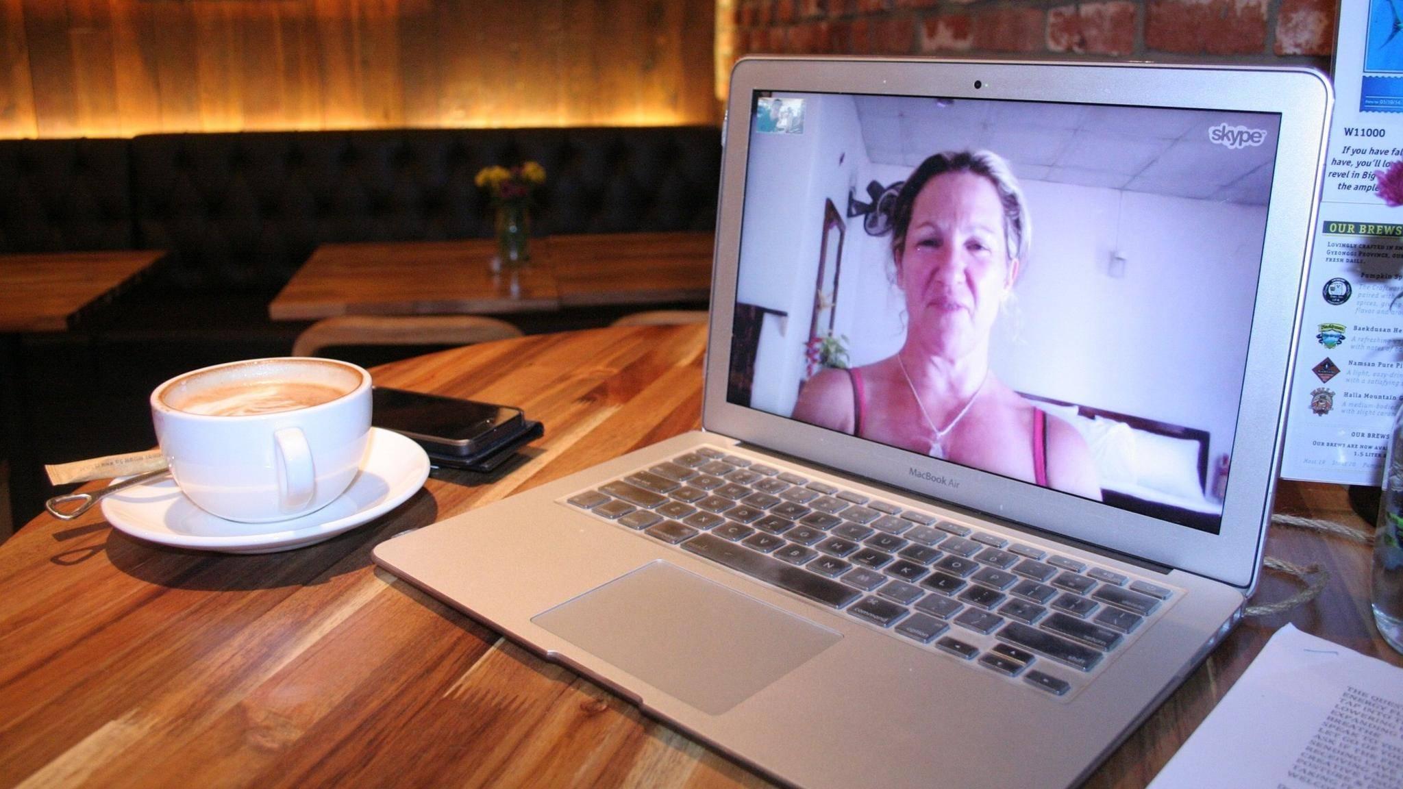 Skype erlaubt im Browser auch Videotelefonate ohne Anmeldung.