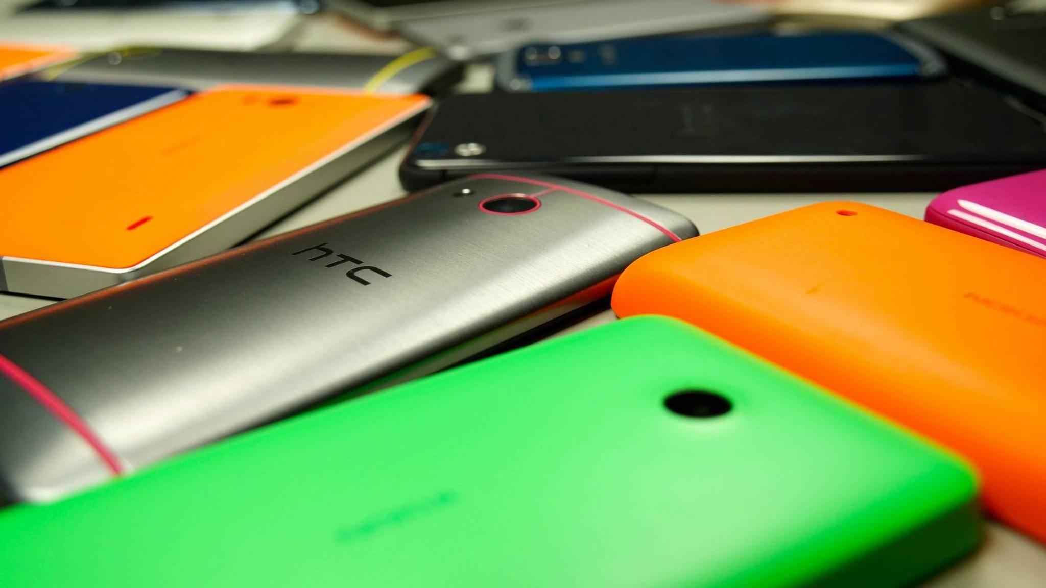 Welches Smartphone-Betriebssystem bietet was?