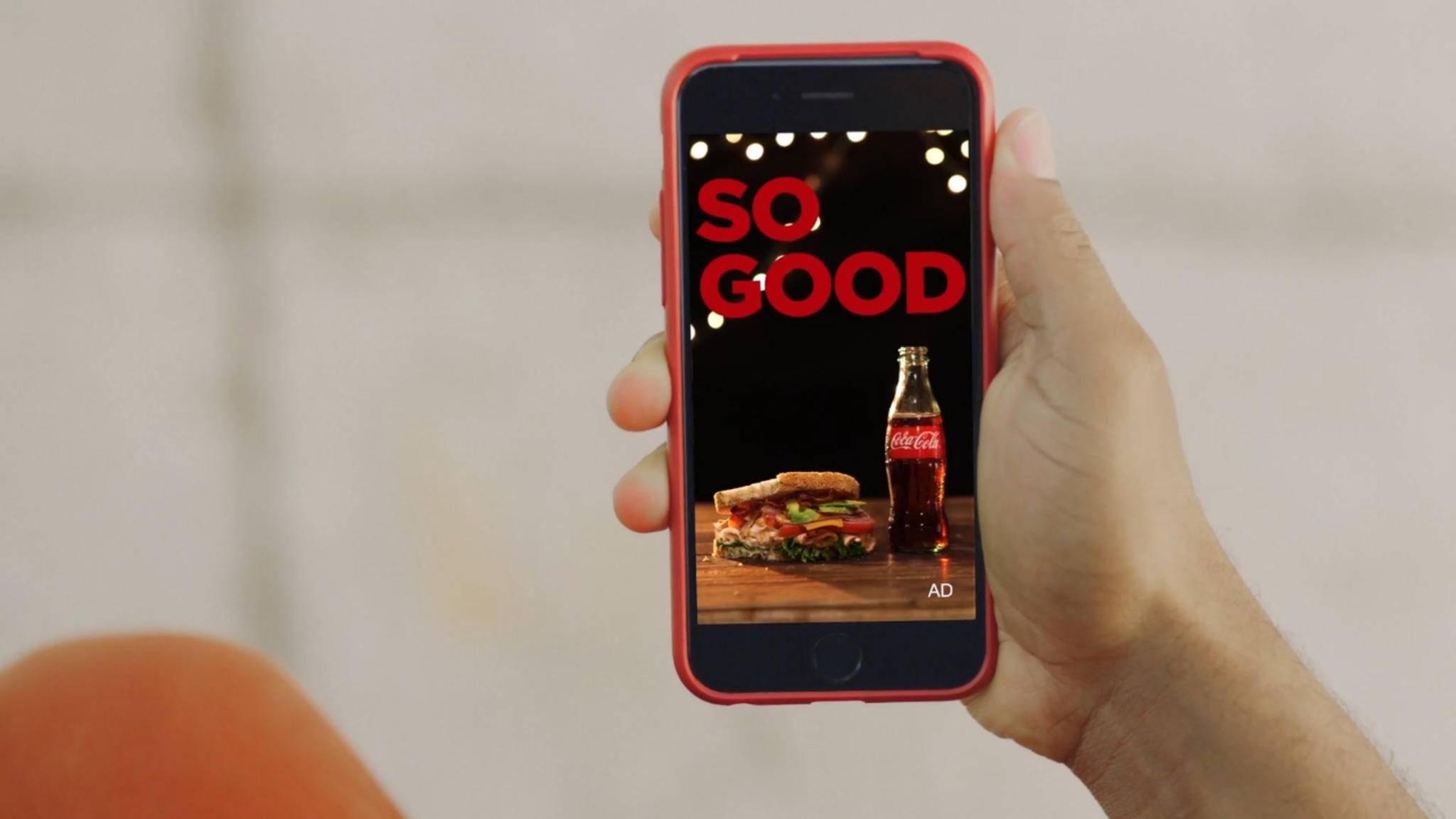 Das Snapchat-Update mit der universellen Suche erreicht nun iOS.