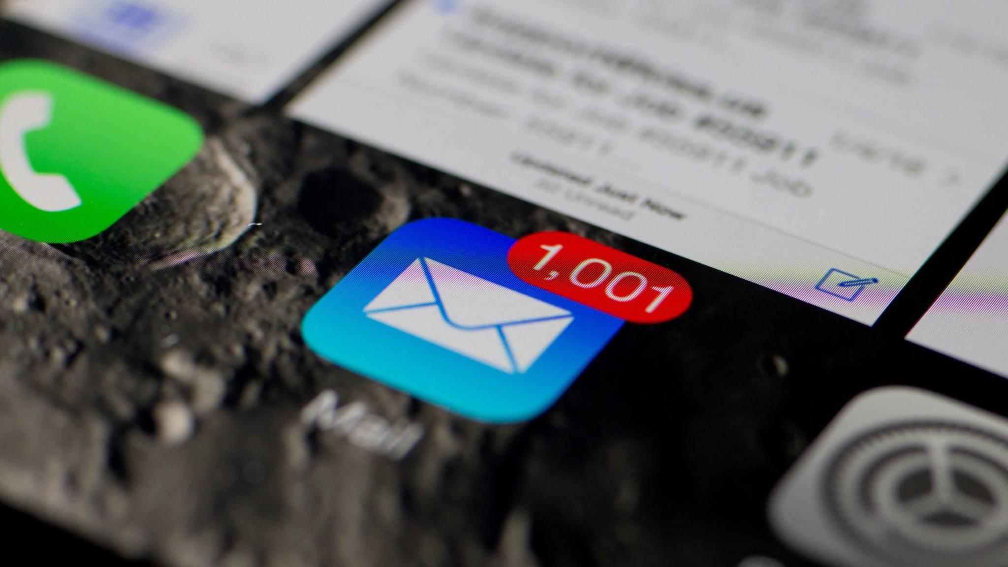 Spam und Phishing nerven: So kannst Du Dich schützen.
