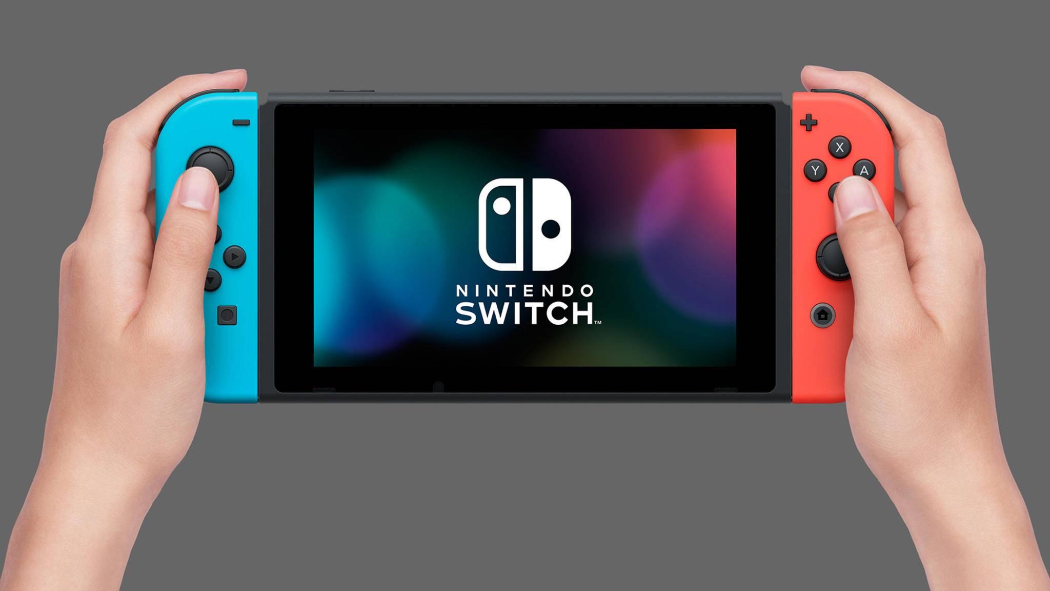 Die Nintendo Switch erscheint weltweit am 3. März.