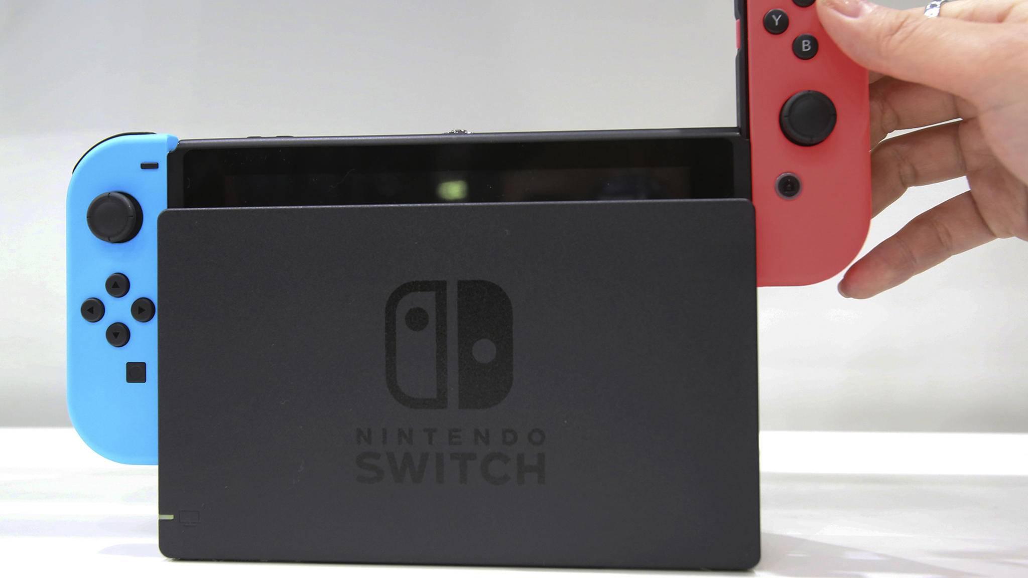 Die Nintendo Switch wurde vorgestellt und wird am 3. März in den Handel kommen.