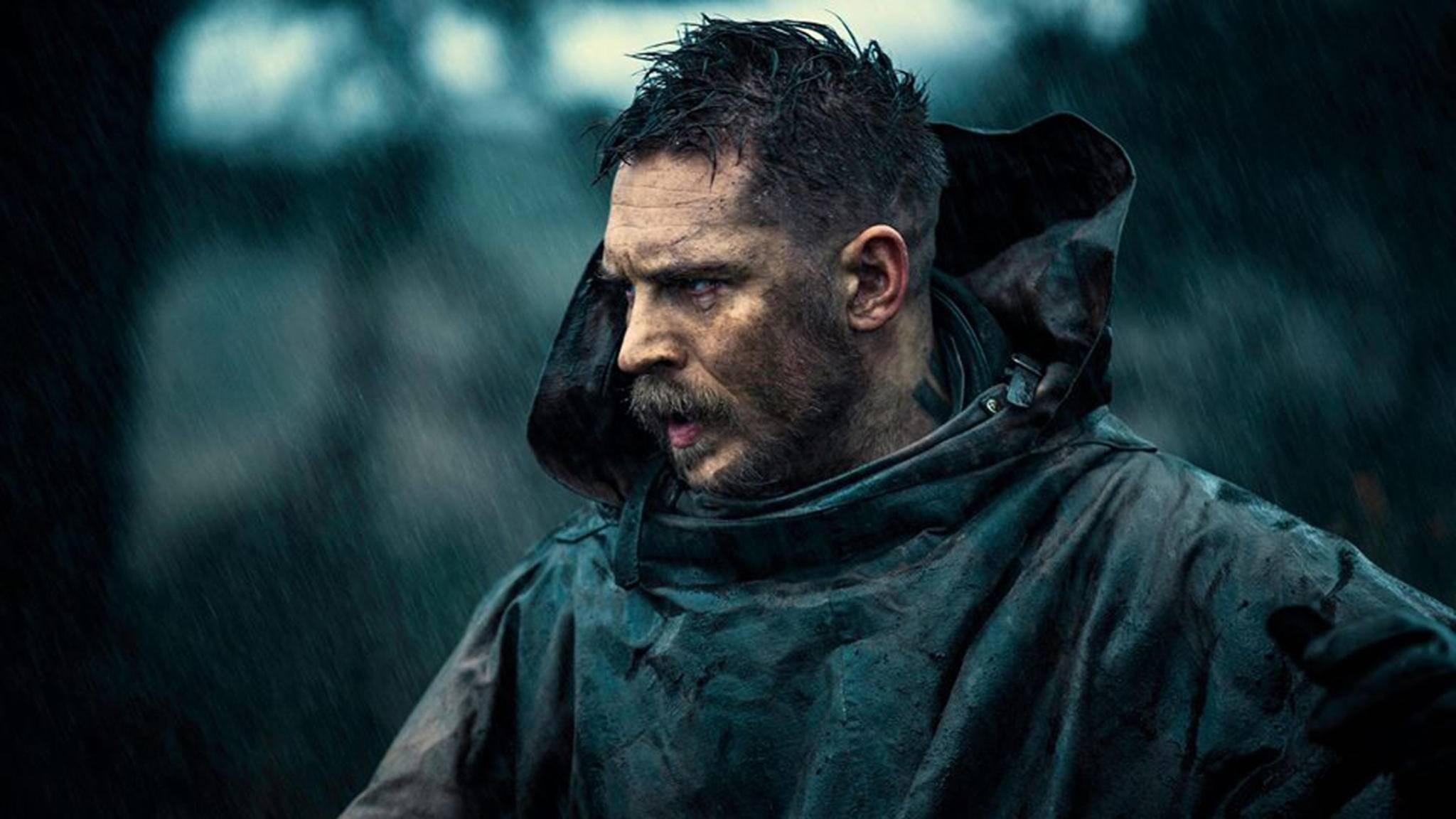 """Tom Hardy stand für """"Taboo"""" nicht nur vor der Kamera – er hat die Serie sogar ins Leben gerufen."""
