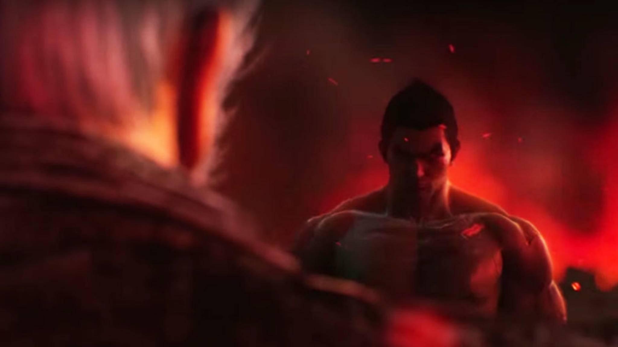"""""""Tekken 7"""": Der Kampf zwischen Kazuya und Heihachi steht im Mittelpunkt der Story."""
