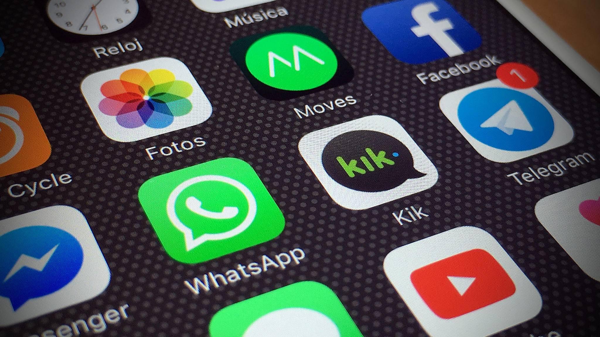 Telegram ist WhatsApp mit einer neuen Funktion einen großen Schritt voraus.