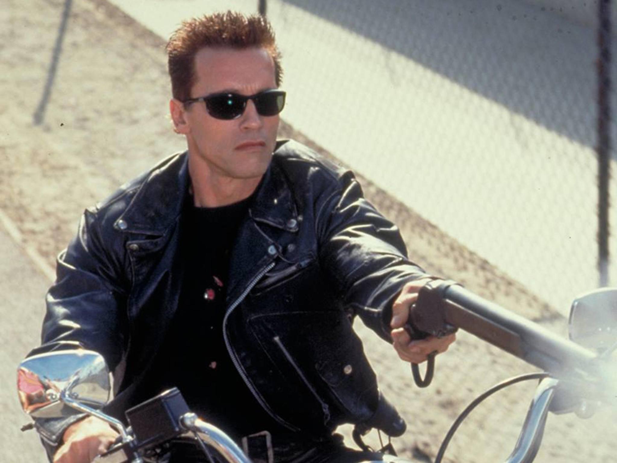 """Ob Arnie erneut in die Rolle des """"Terminator"""" schlüpfen wird?"""