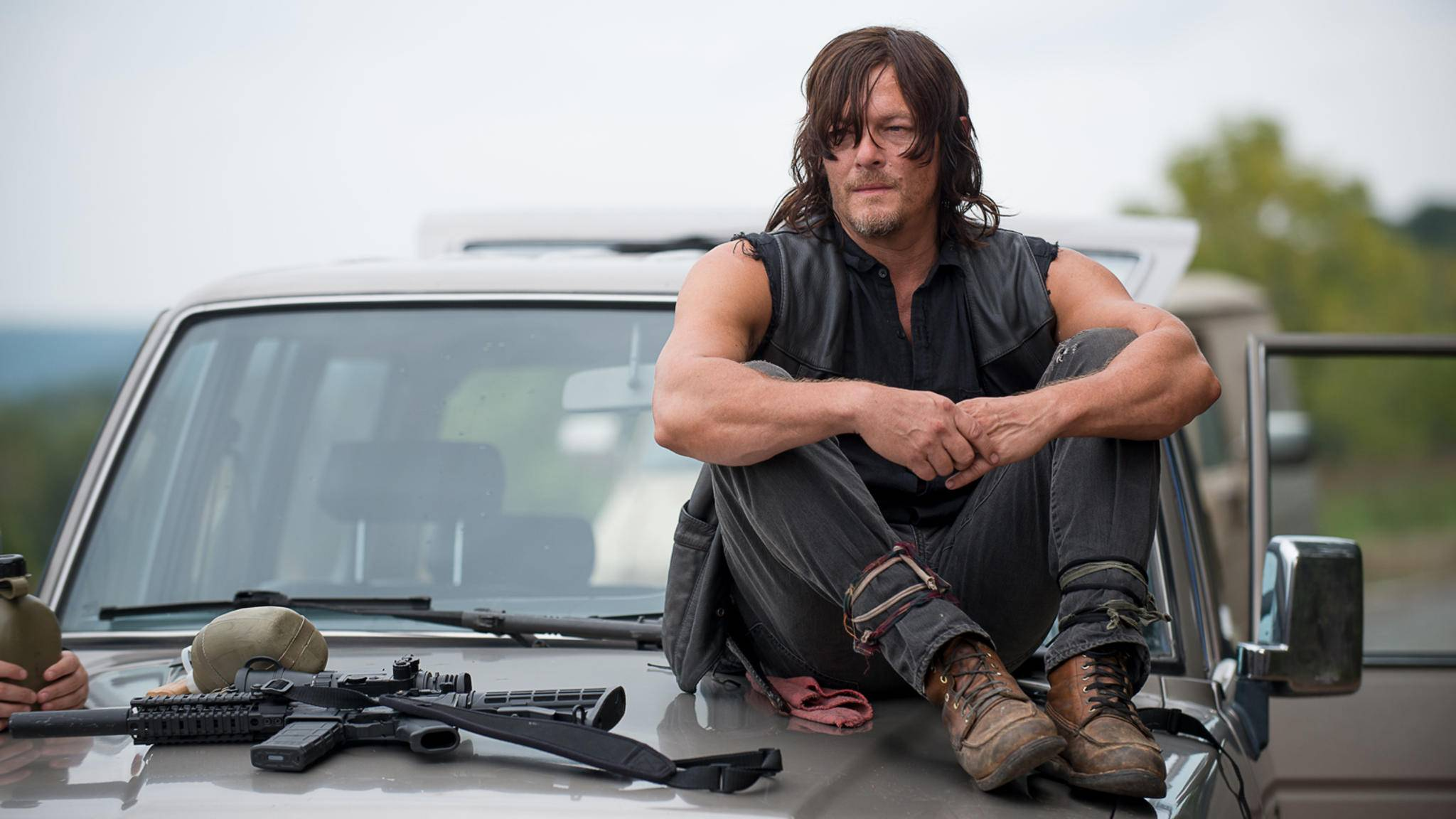 "Daryl Dixon ist kein Originalcharakter aus den ""The Walking Dead""-Comics."