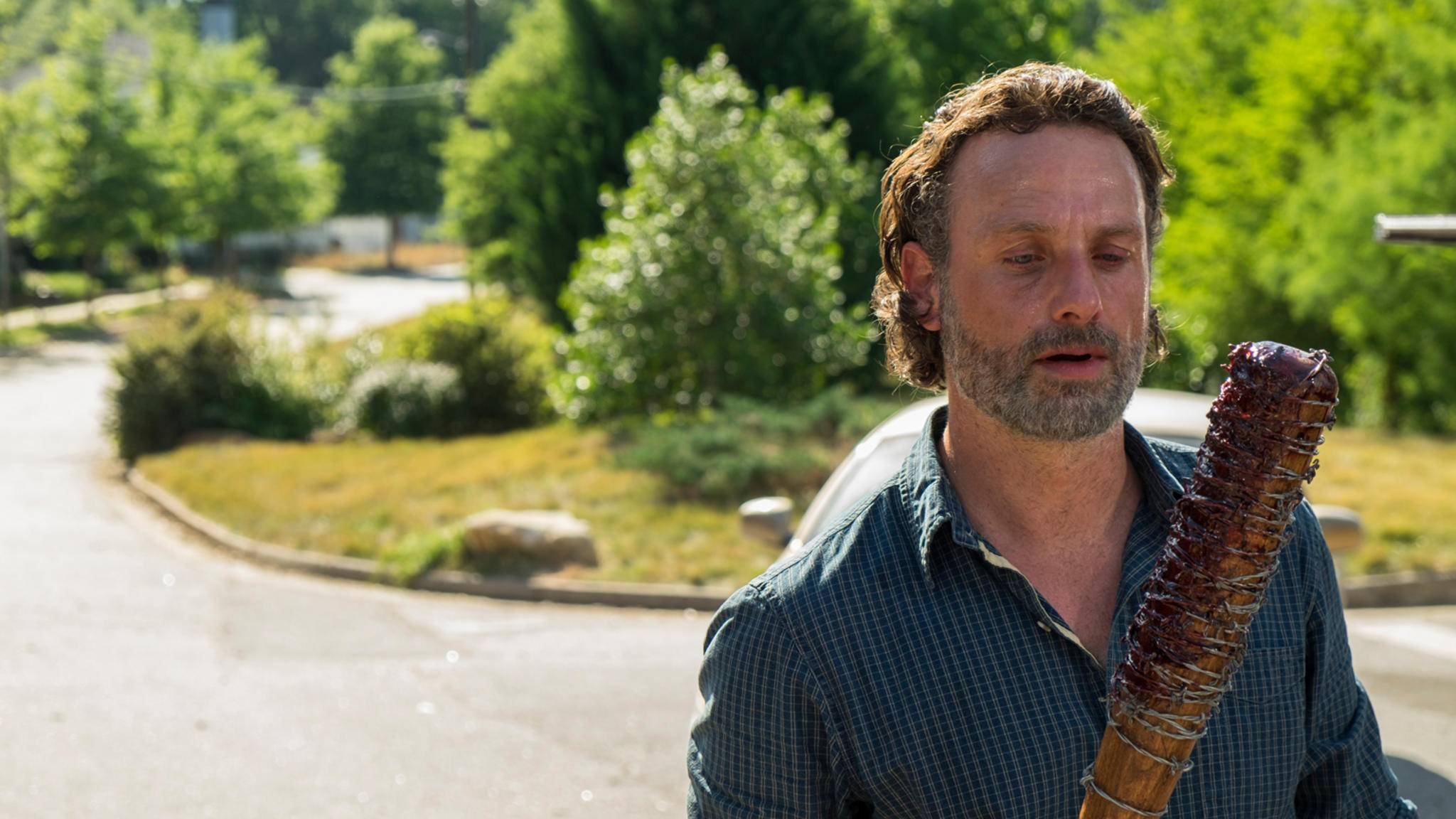 Wird sich Rick am Ende von Staffel 7 erfolgreich gegen Negan durchgesetzt haben?