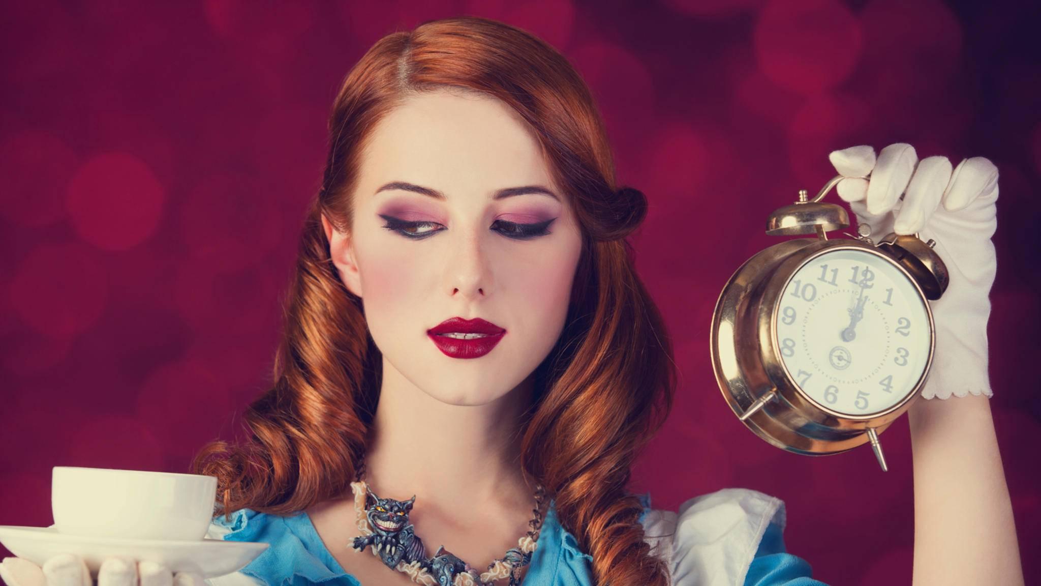 """Wie """"Alice im Wunderland"""": Verkleidung ist beim Cosplay Trumpf."""