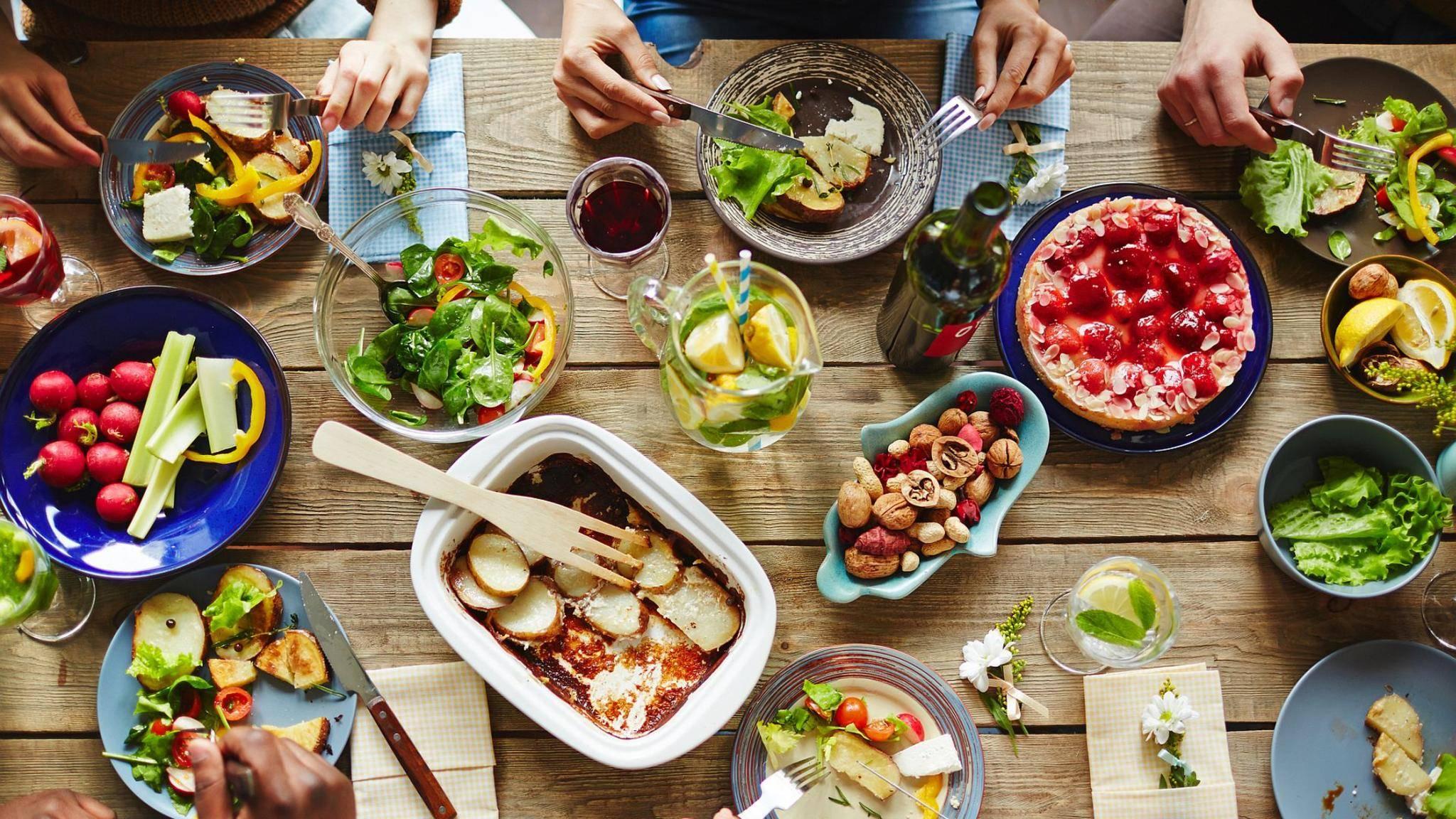 Gesund und gut fürs Abnehmen: Clean-Eating-Rezepte sind auch in Deutschland immer beliebter.