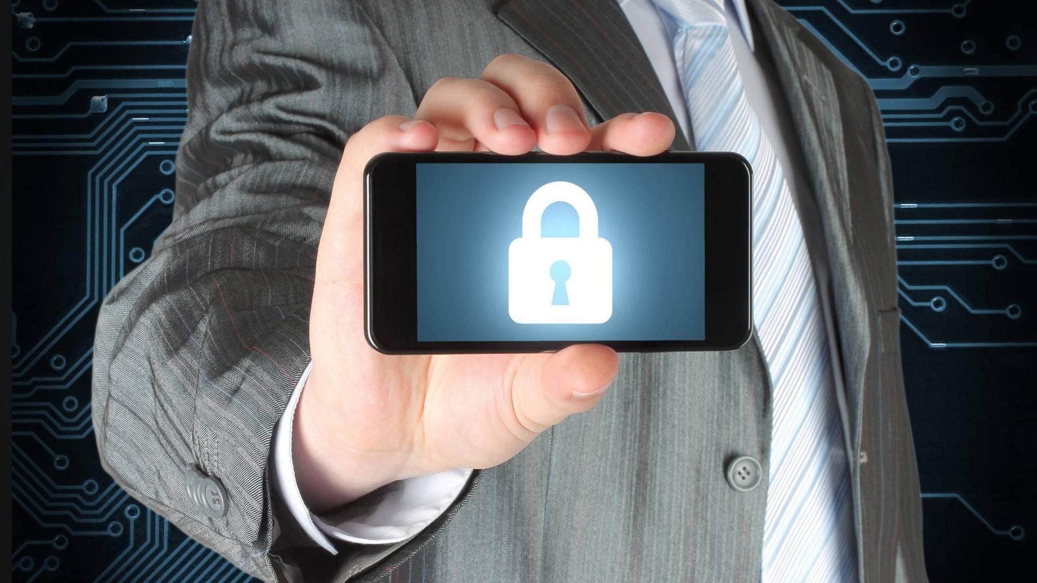 Fast alle Android-Smartphones und -Tablets lassen sich verschlüsseln.