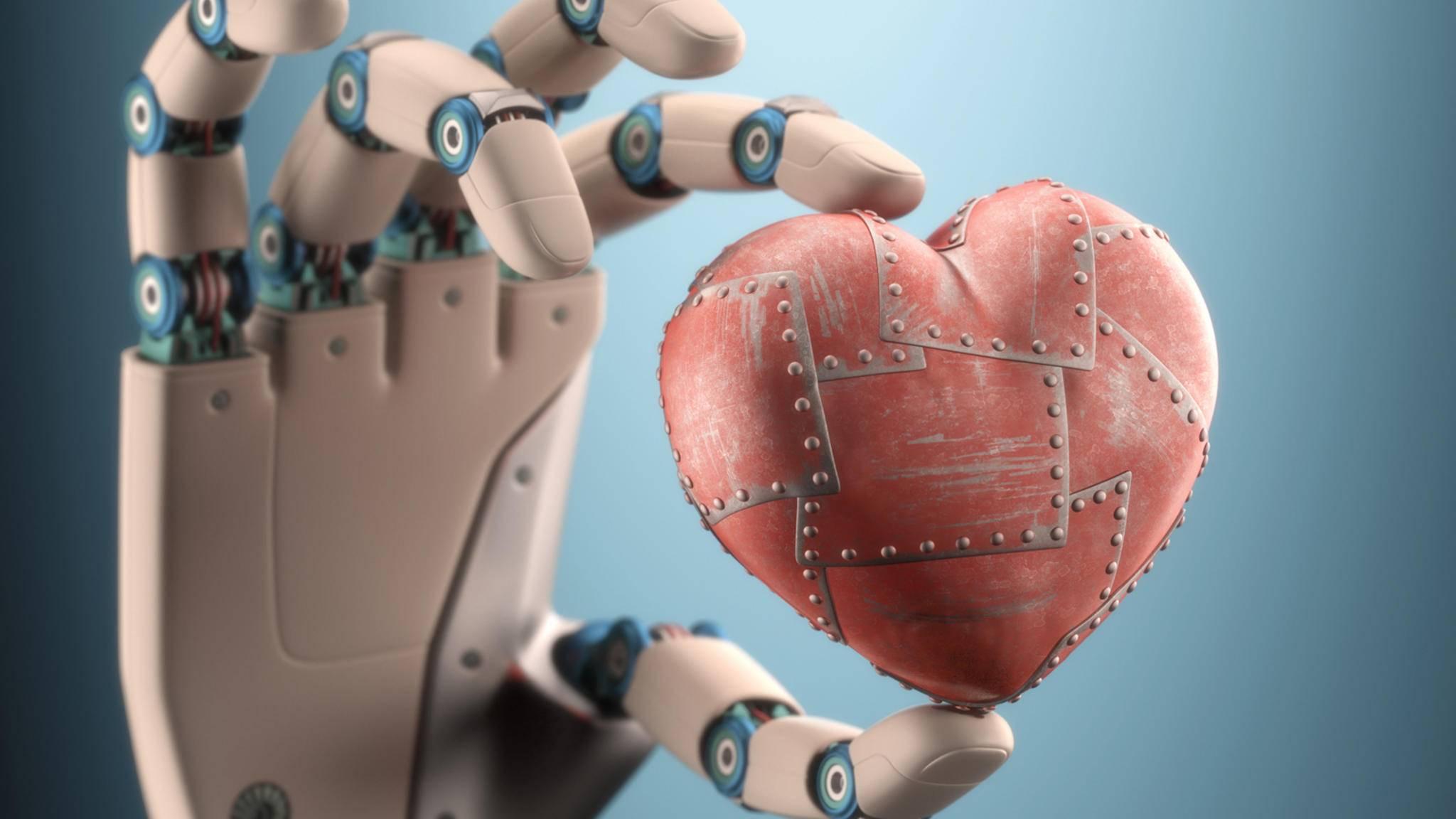 Forscher an der Harvard-Universität haben ein Herz für Roboter – und entwickelten einen Roboter fürs Herz!