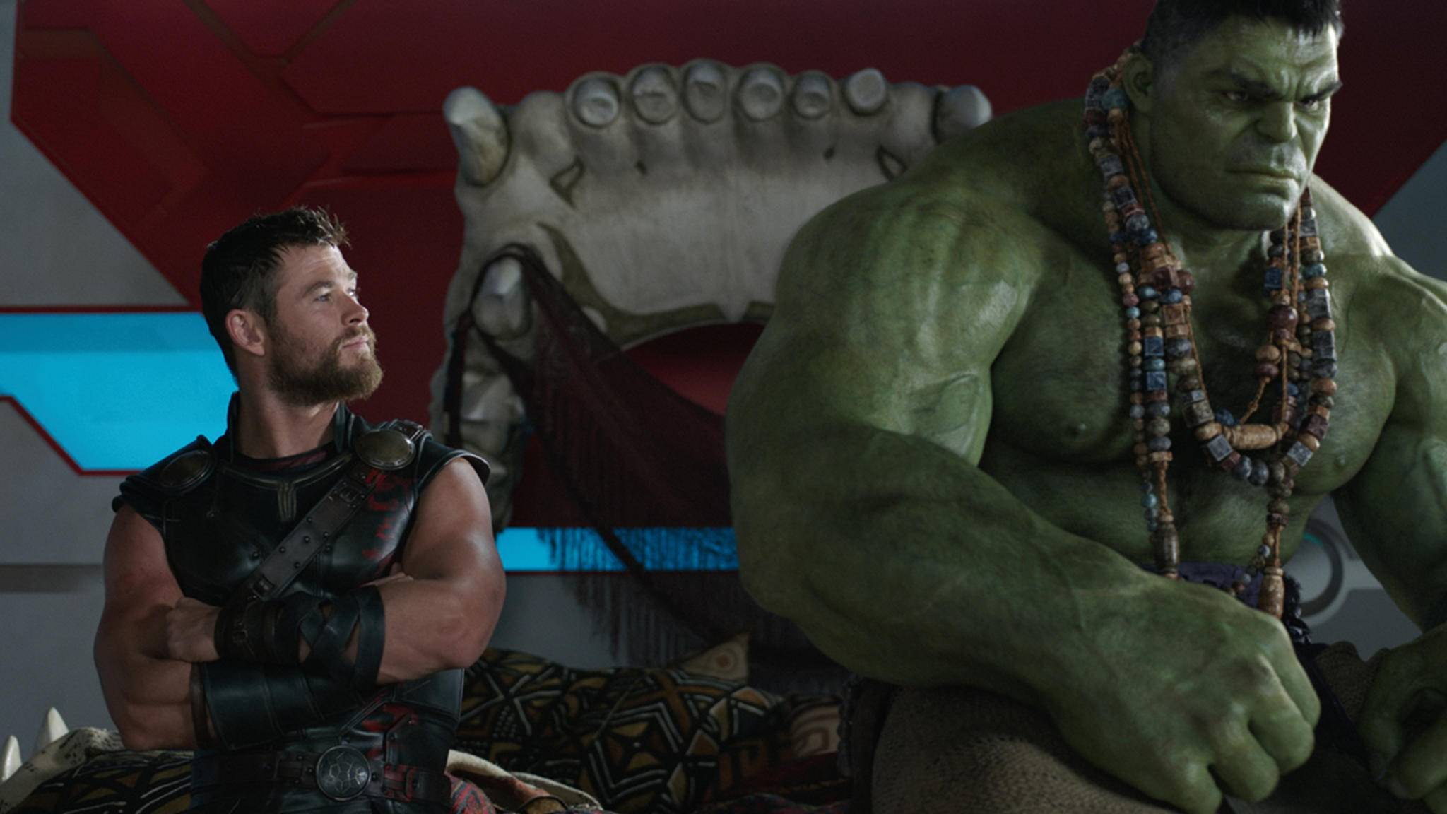 """Da darf der Donnergott stolz sein: """"Thor 3"""" hat schon über eine halbe Milliarde US-Dollar eingespielt."""